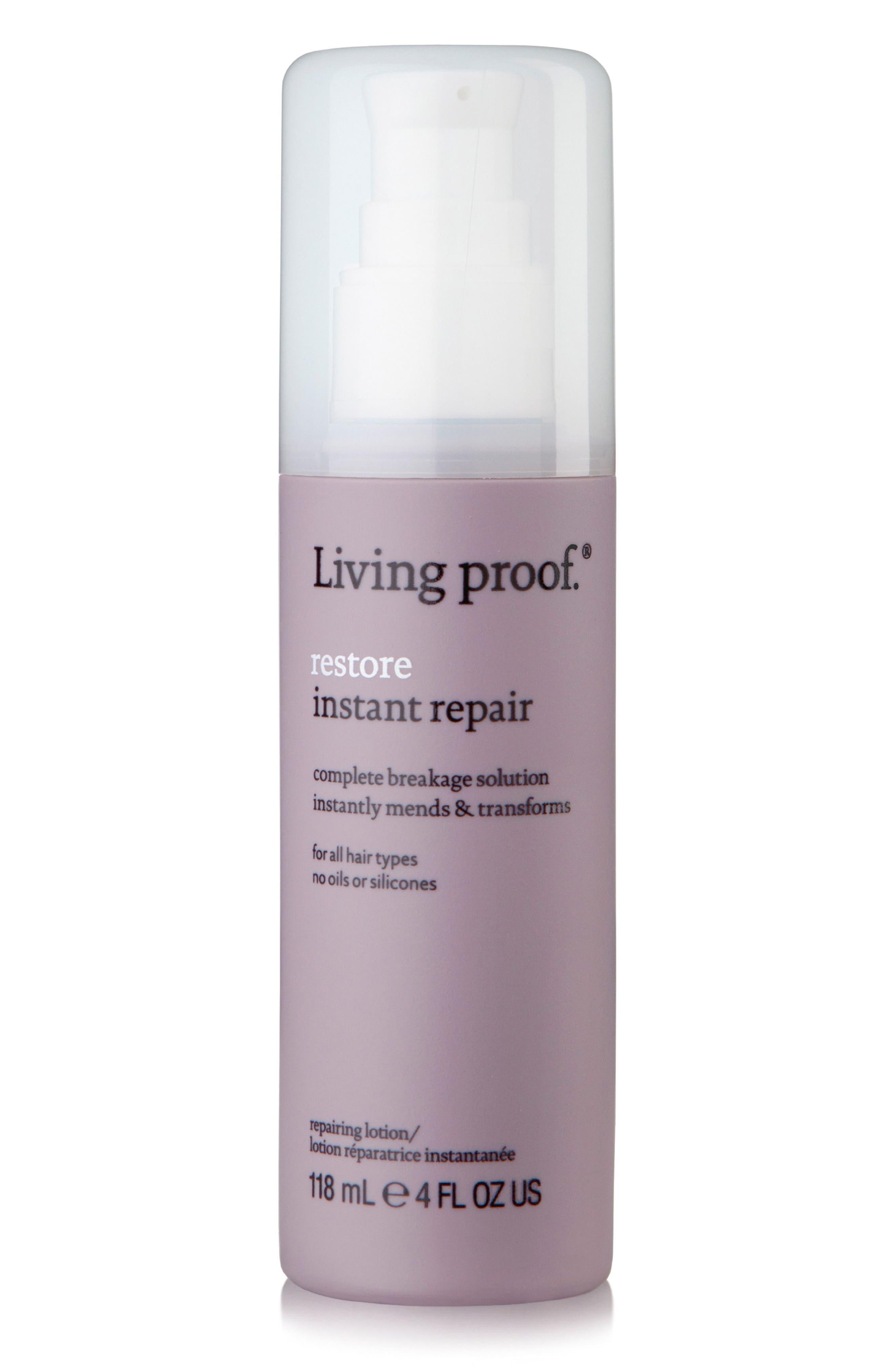 LIVING PROOF<SUP>®</SUP> Restore Instant Repair, Main, color, NO COLOR