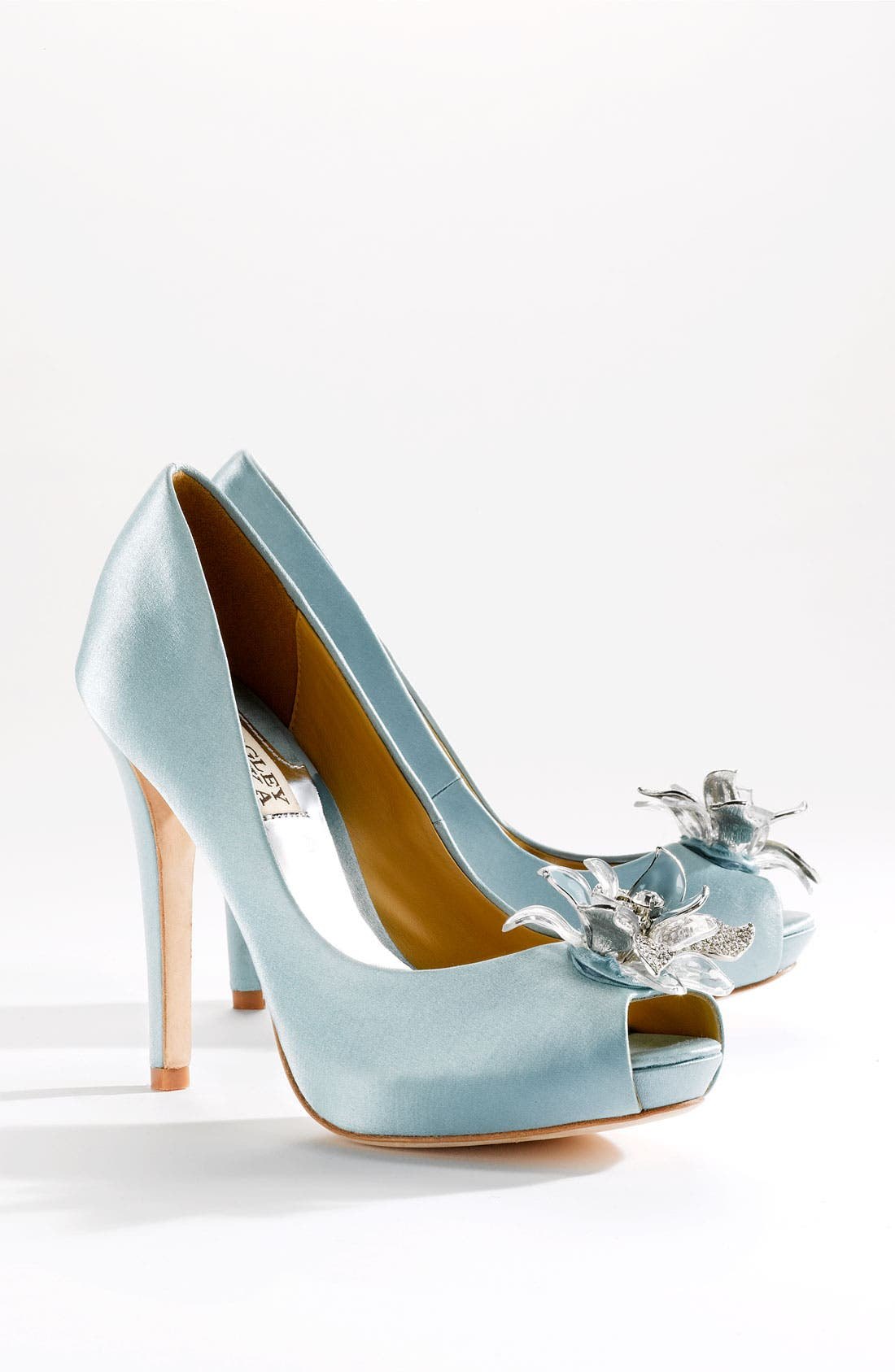 BADGLEY MISCHKA COLLECTION, Badgley Mischka 'Cleone' Pump, Alternate thumbnail 5, color, 142