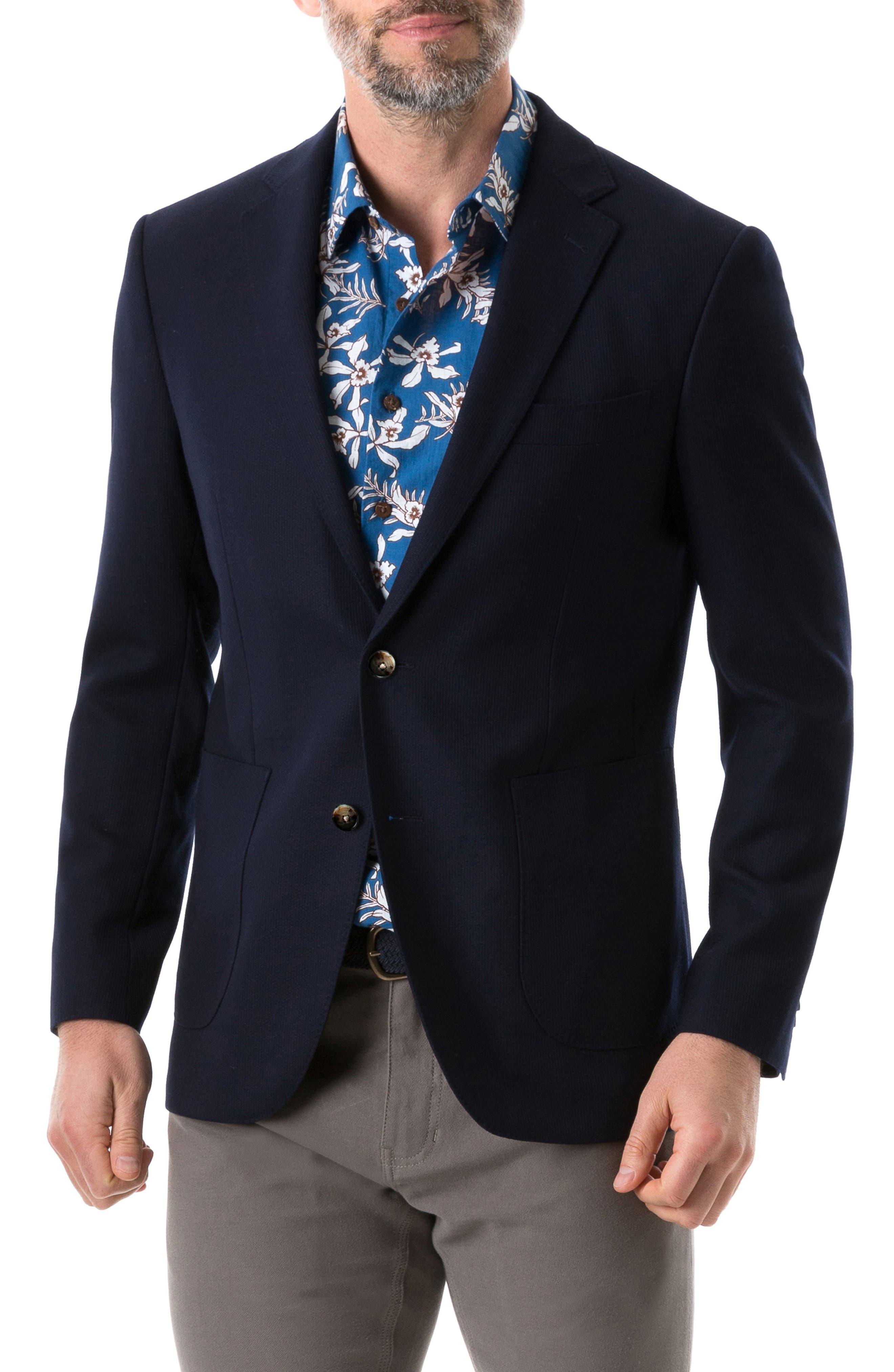 RODD & GUNN Cotswold Regular Fit Wool Sport Coat, Main, color, 412