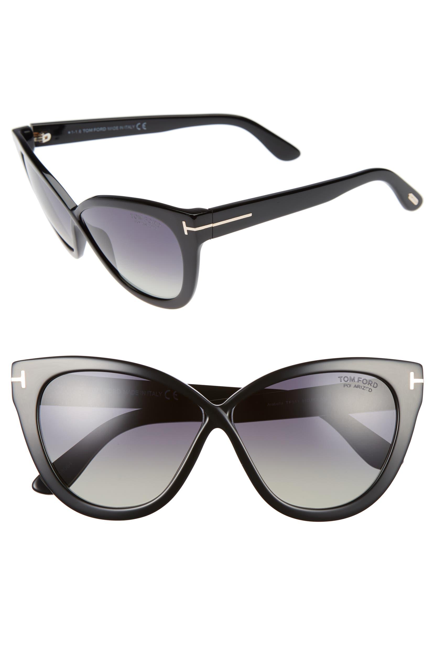 a13600e2db87 Tom Ford Arabella 59mm Cat Eye Sunglasses