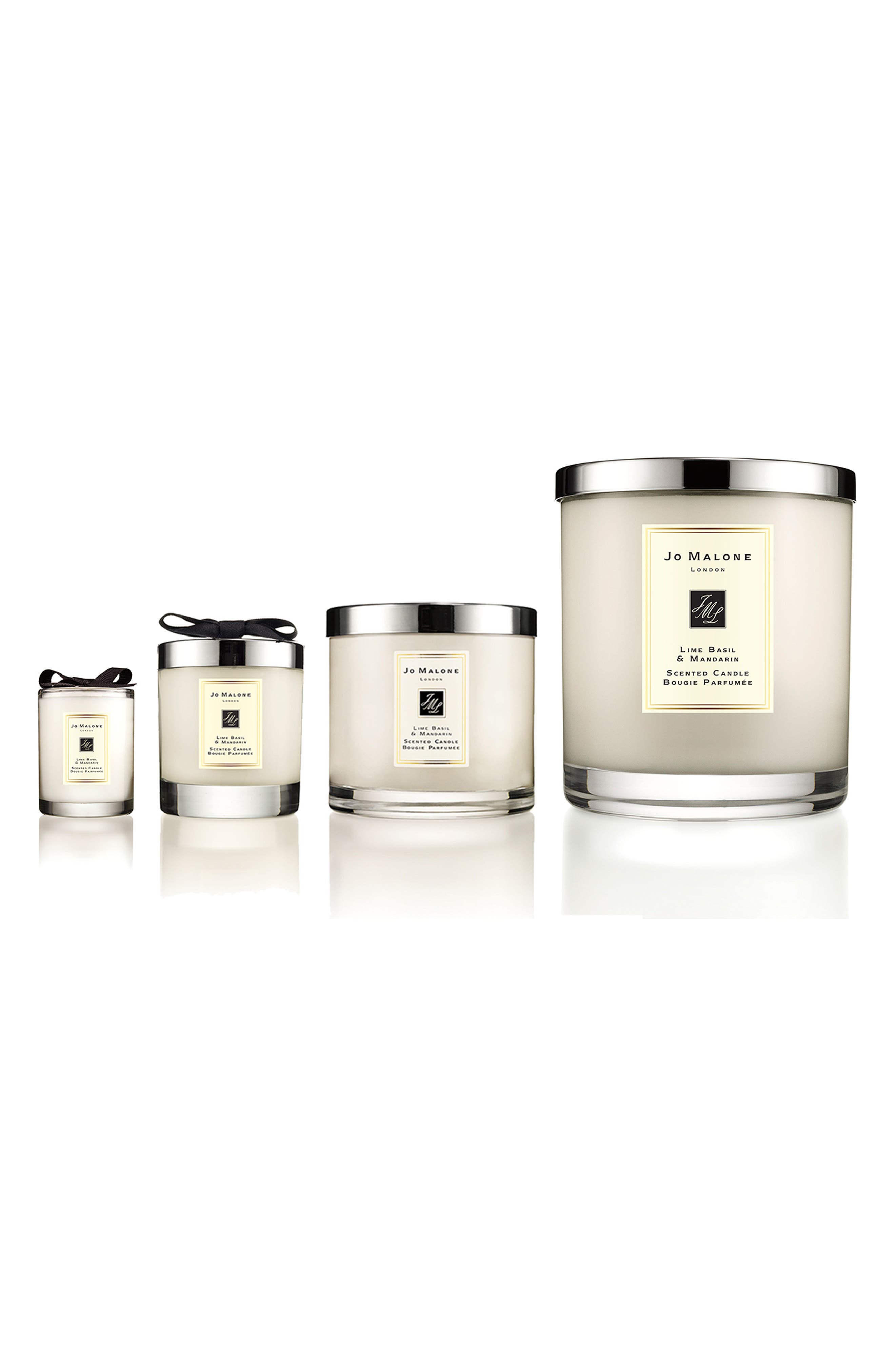 JO MALONE LONDON<SUP>™</SUP>, Lime Basil & Mandarin Travel Candle, Alternate thumbnail 3, color, NO COLOR