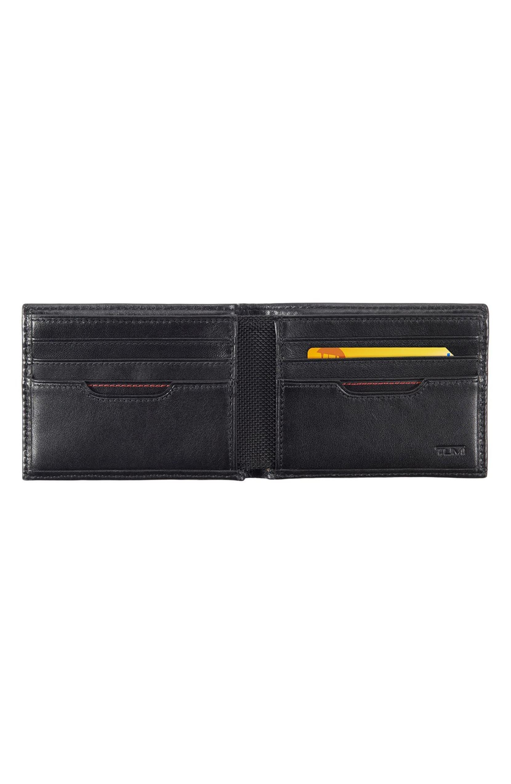 499119d224ee Tumi Delta Global - ID Lock™ Shielded Double Billfold Wallet