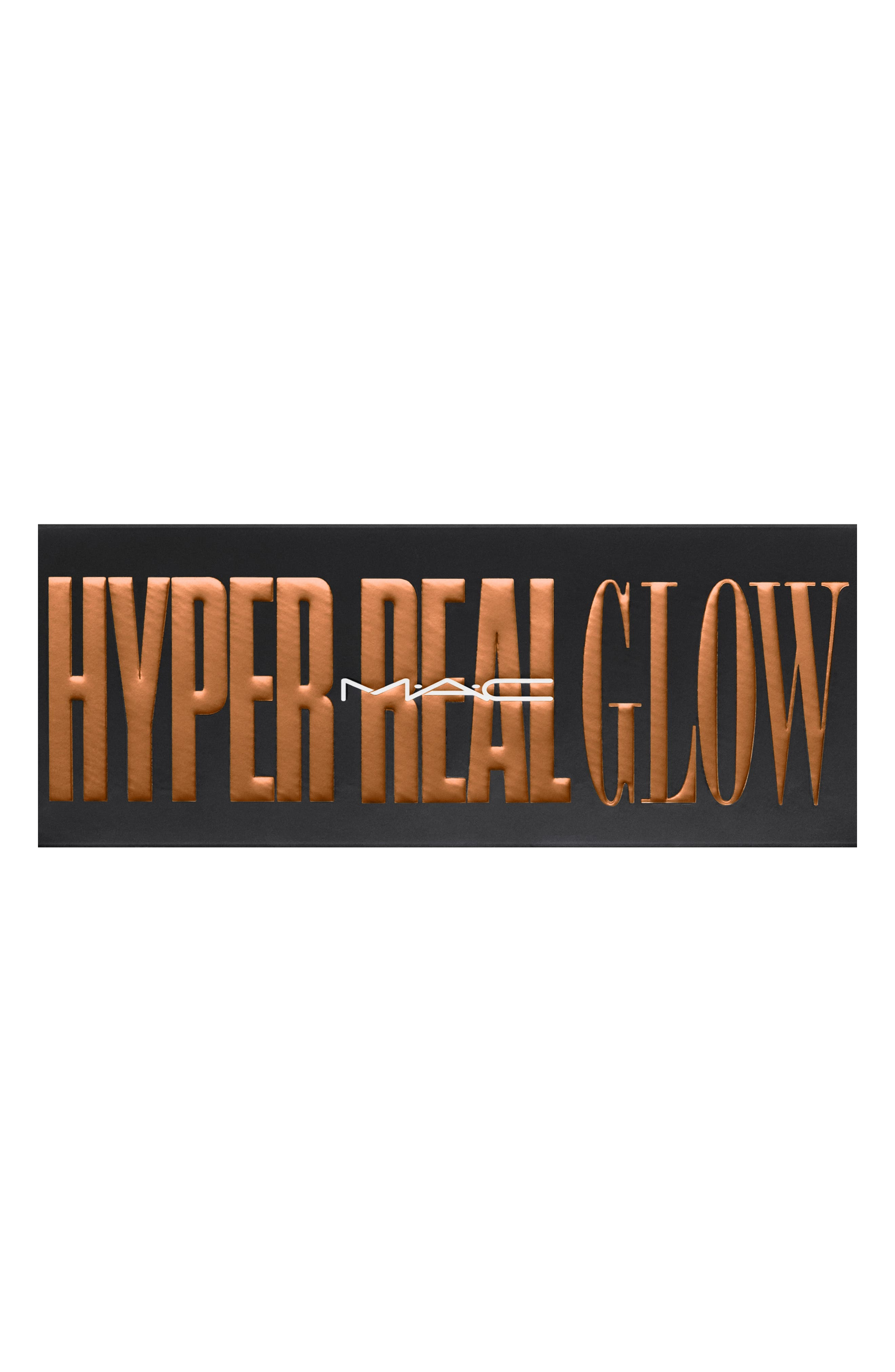 MAC COSMETICS, MAC Hyper Real Glow Palette, Alternate thumbnail 6, color, SHIMMY PEACH