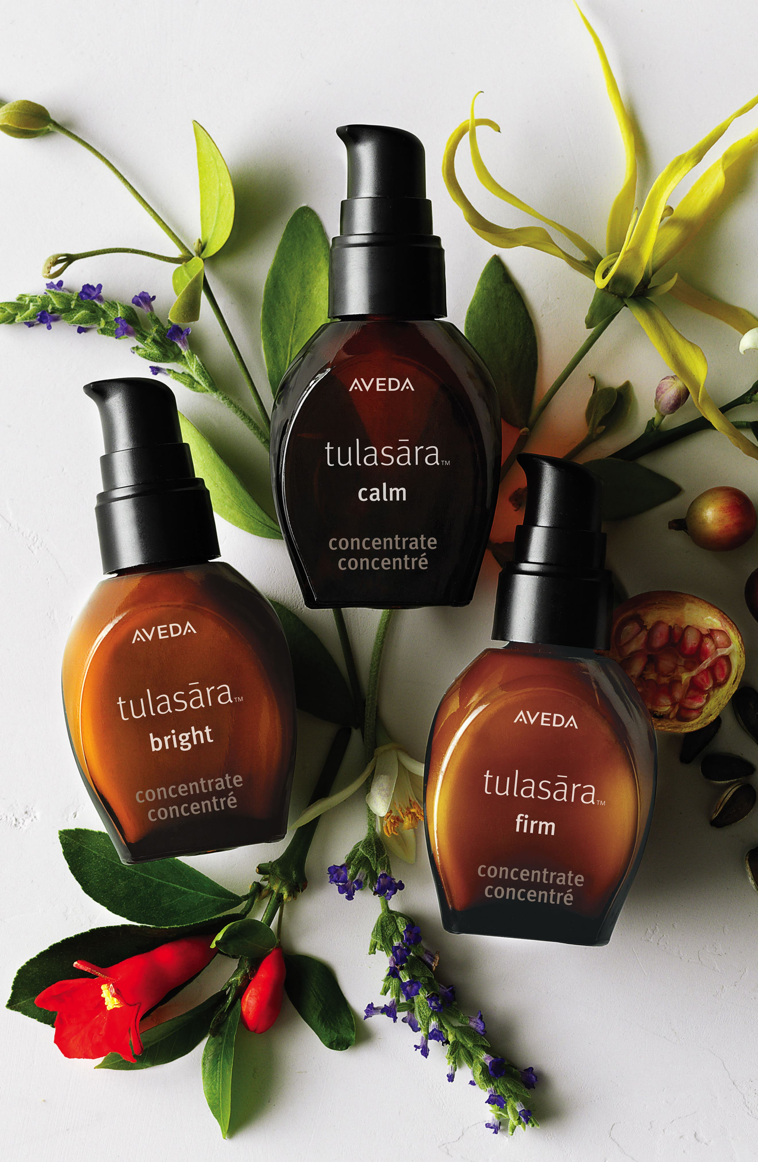 AVEDA, tulasara<sup>™</sup> firm Concentrate, Alternate thumbnail 2, color, NO COLOR