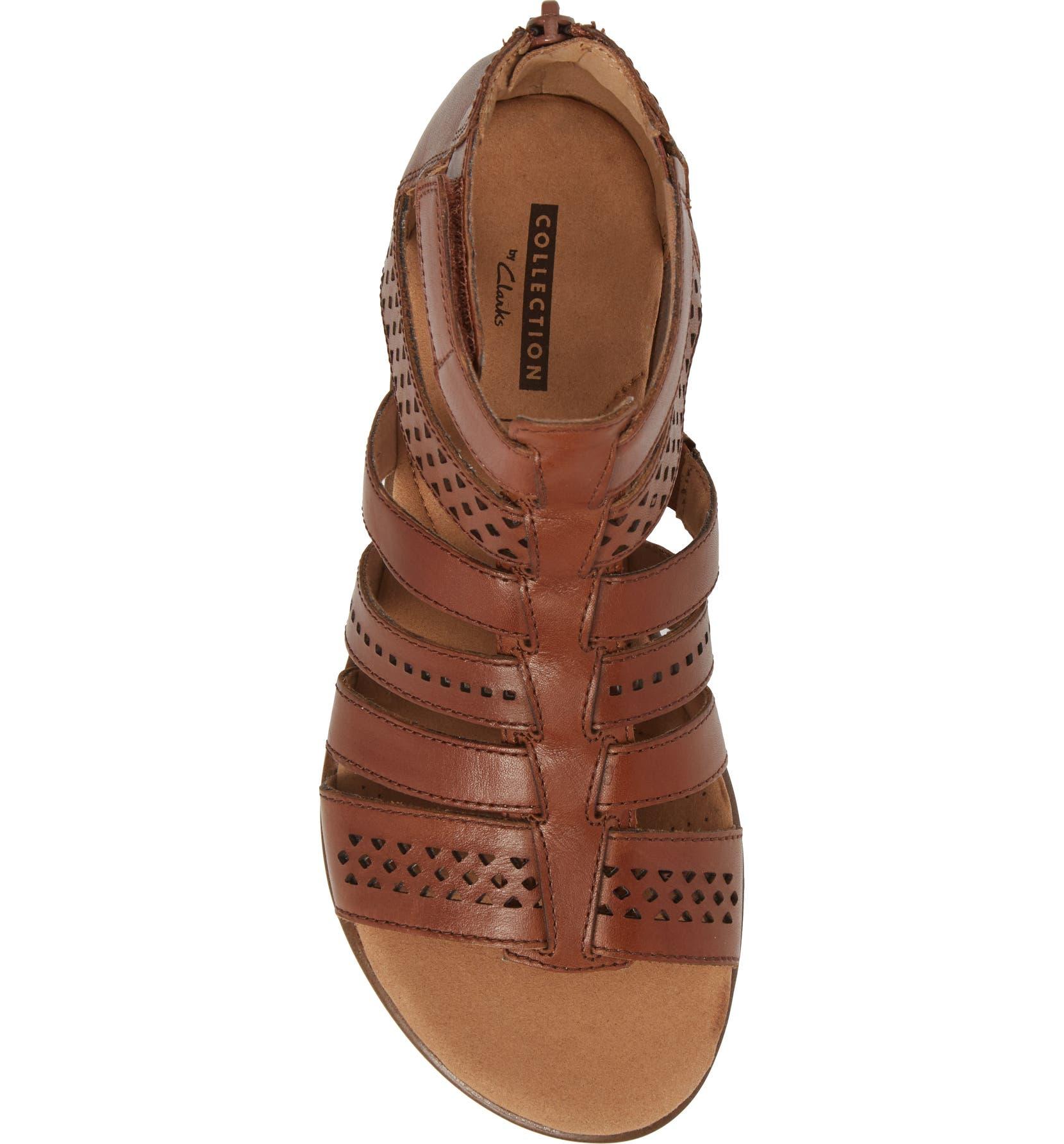 4f477ff81ed Clarks® Kele Lotus Sandal (Women)