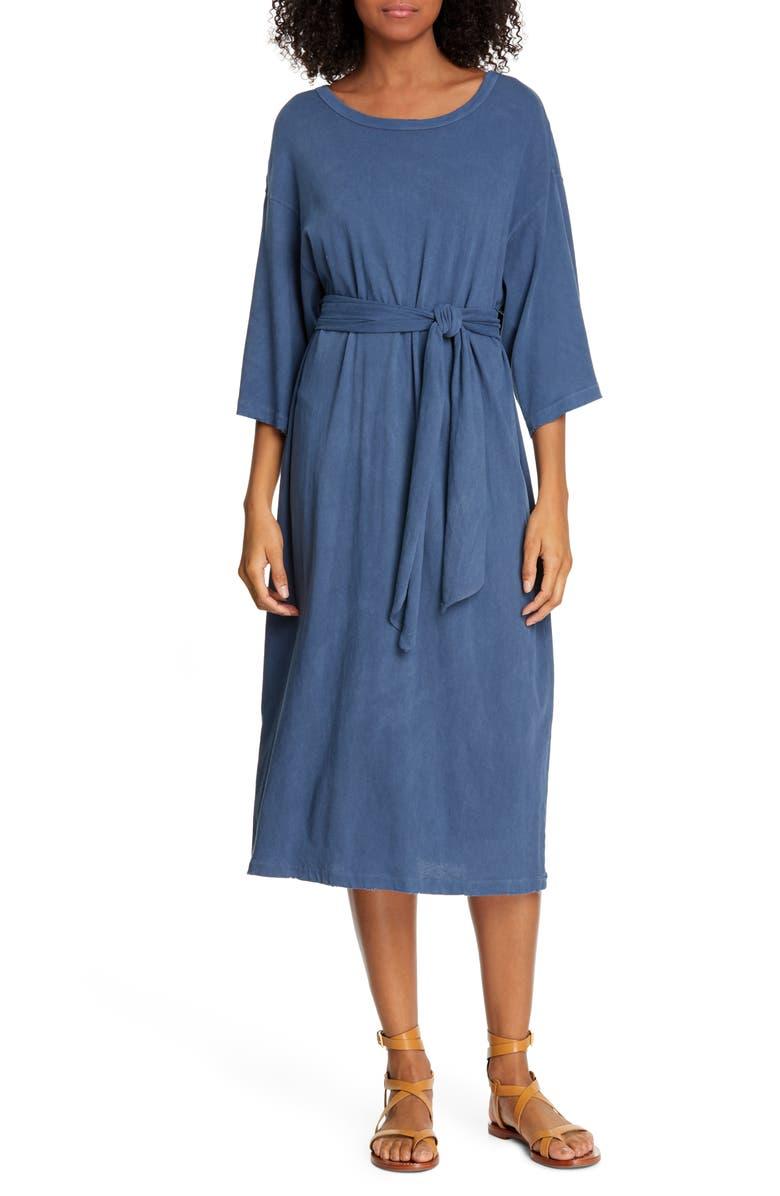 The Great Dresses ROBE SLEEVE MIDI DRESS