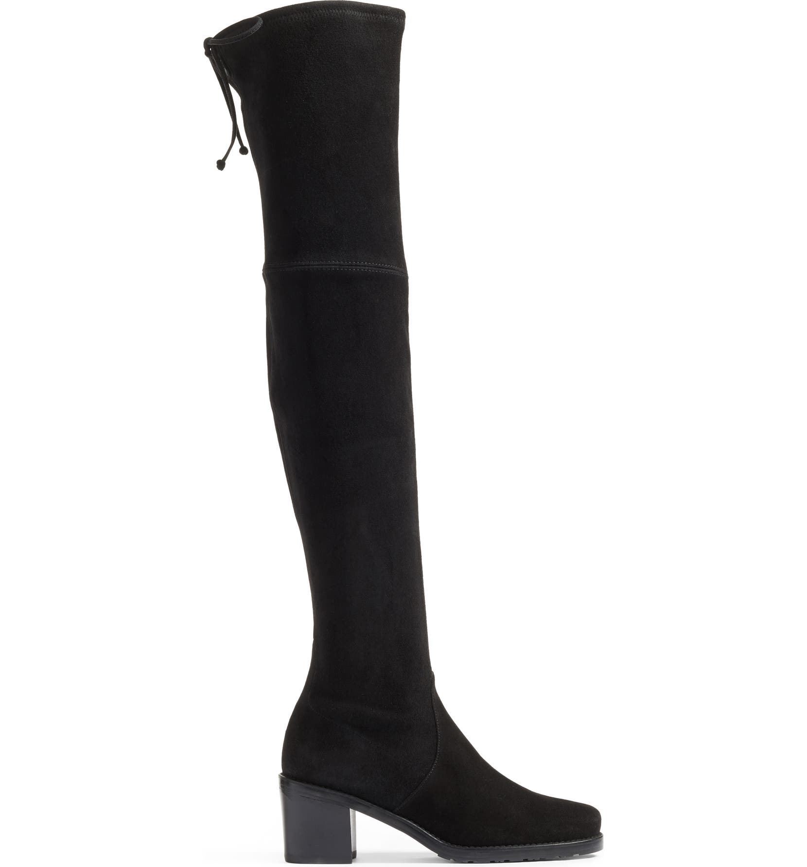 f24a3ad0a9b Stuart Weitzman Elevated Over the Knee Boot (Women)