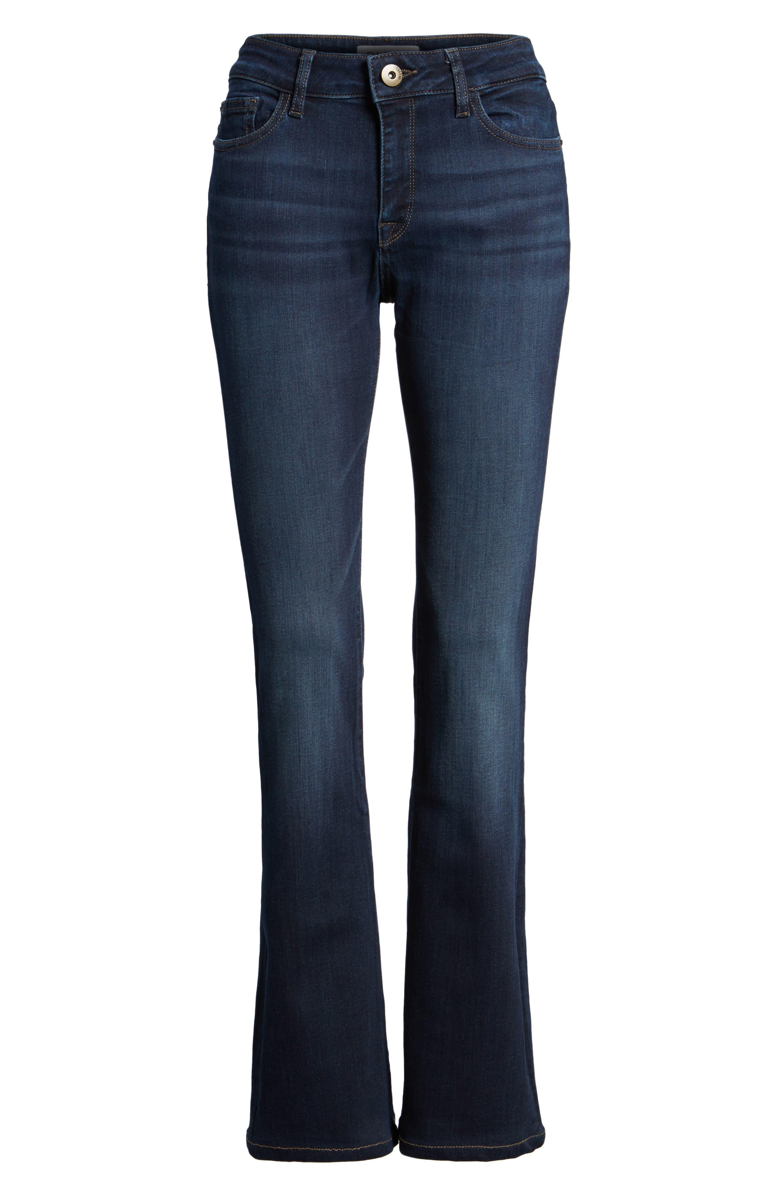 DL1961, 'Bridget 33' Bootcut Jeans, Main thumbnail 1, color, PEAK