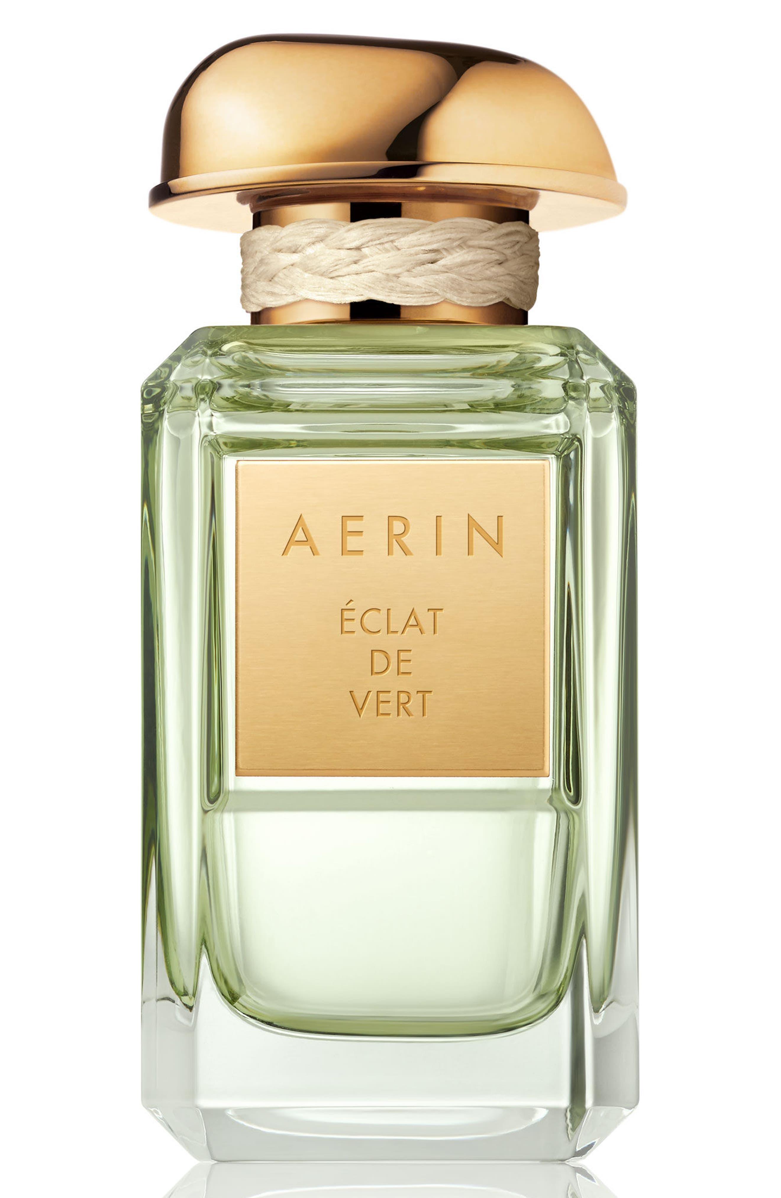 ESTÉE LAUDER, AERIN Beauty Éclat de Vert Parfum, Alternate thumbnail 2, color, NO COLOR