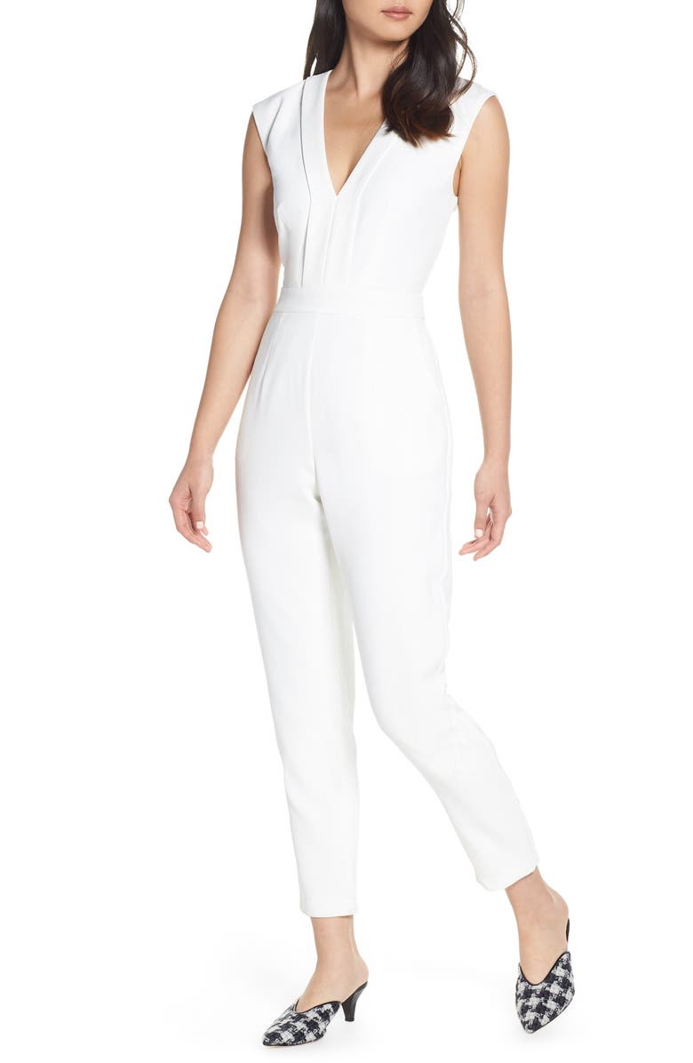 Adelyn Rae  SHAE ANKLE JUMPSUIT