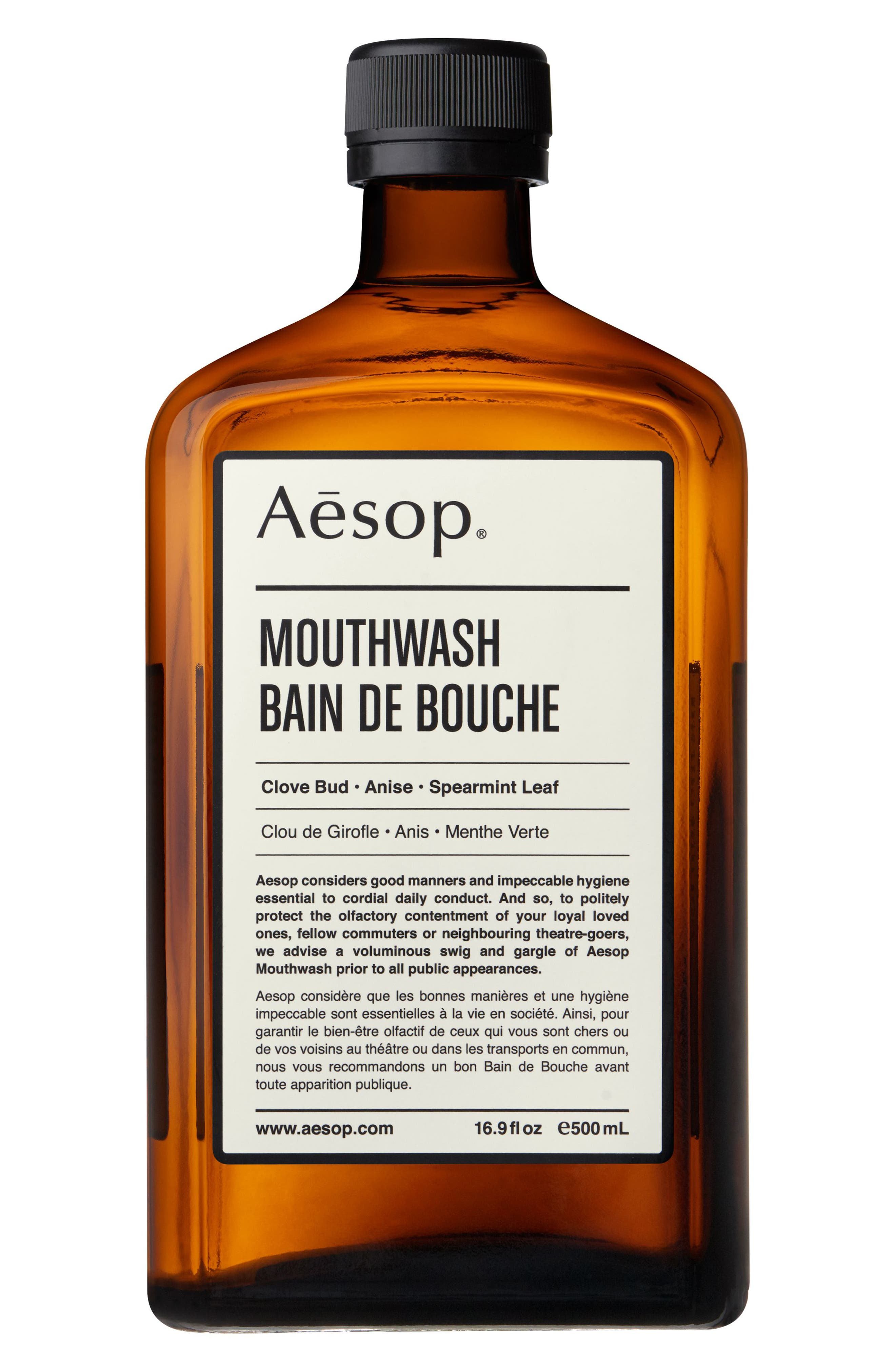AESOP, Mouthwash, Main thumbnail 1, color, NONE