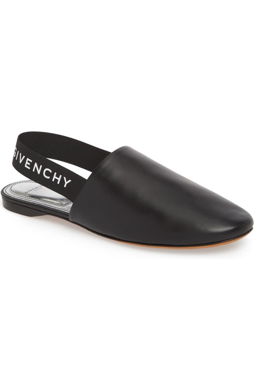 9851af24e99 Givenchy Rivington Logo Slingback Mule (Women)