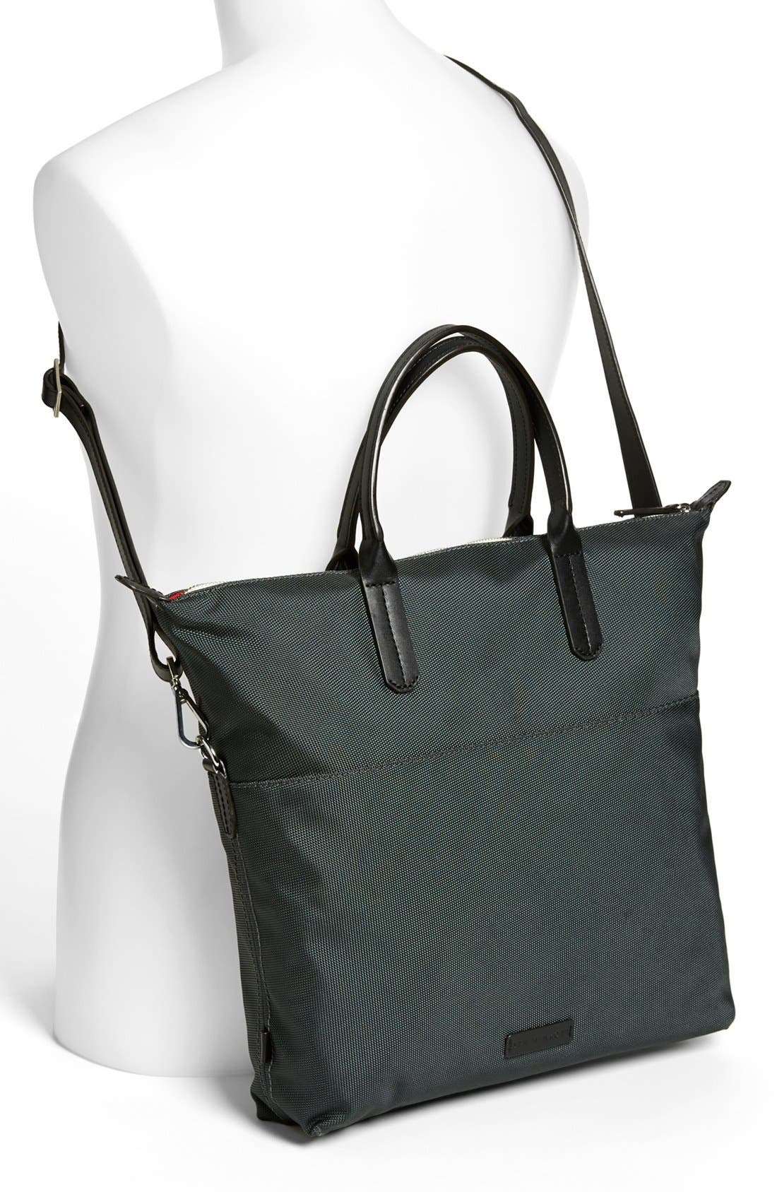 URI MINKOFF, Ben Minkoff 'Heath' Tote Bag, Alternate thumbnail 4, color, 020