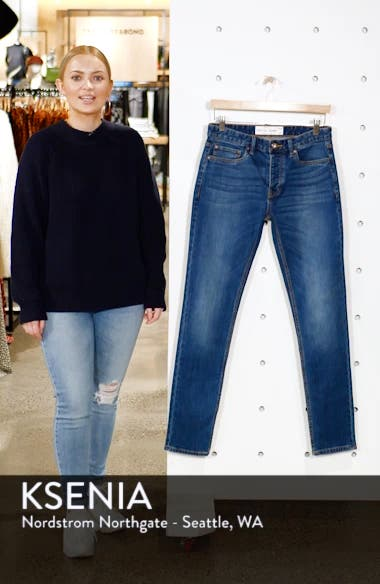 Stretch Skinny Fit Jeans, sales video thumbnail