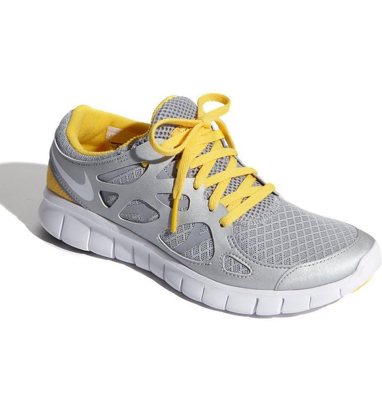 quality design e0640 ecf52 NIKE  LIVESTRONG Free Run+ 2  Running Shoe, Main, color, ...