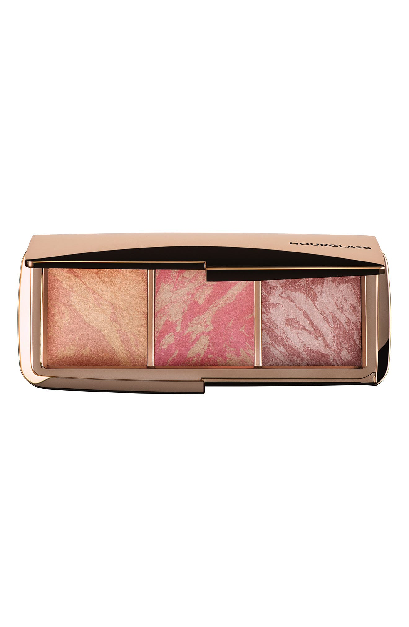 HOURGLASS, Ambient<sup>®</sup> Lighting Blush Palette, Main thumbnail 1, color, 000