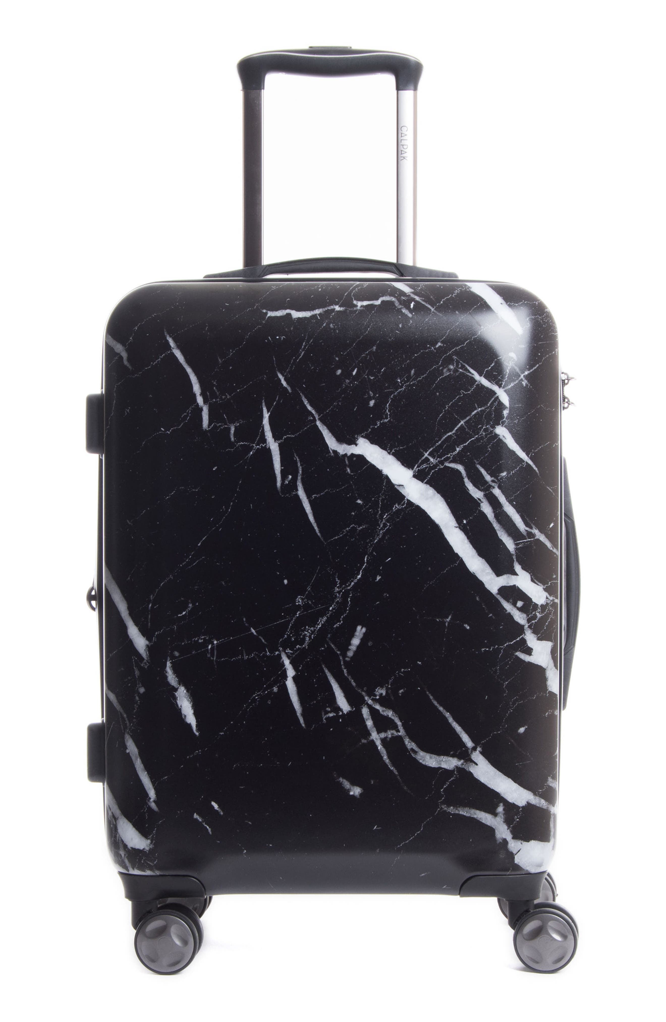 CALPAK Astyll 22-Inch Rolling Spinner Suitcase, Main, color, MIDNIGHT MARBLE
