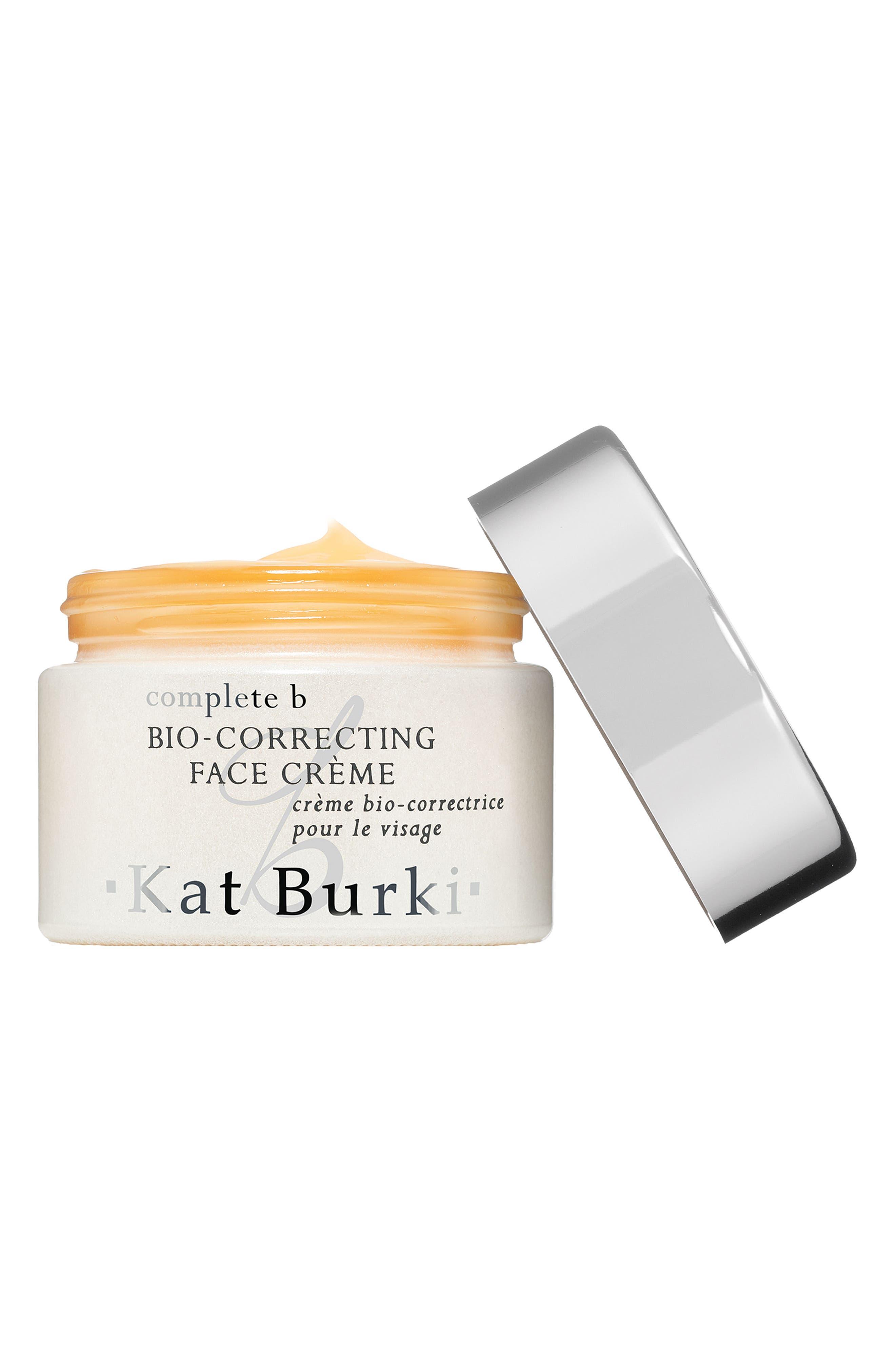 KAT BURKI, SPACE.NK.apothecary Kat Burki Complete B Bio-Correcting Face Crème, Alternate thumbnail 3, color, NO COLOR