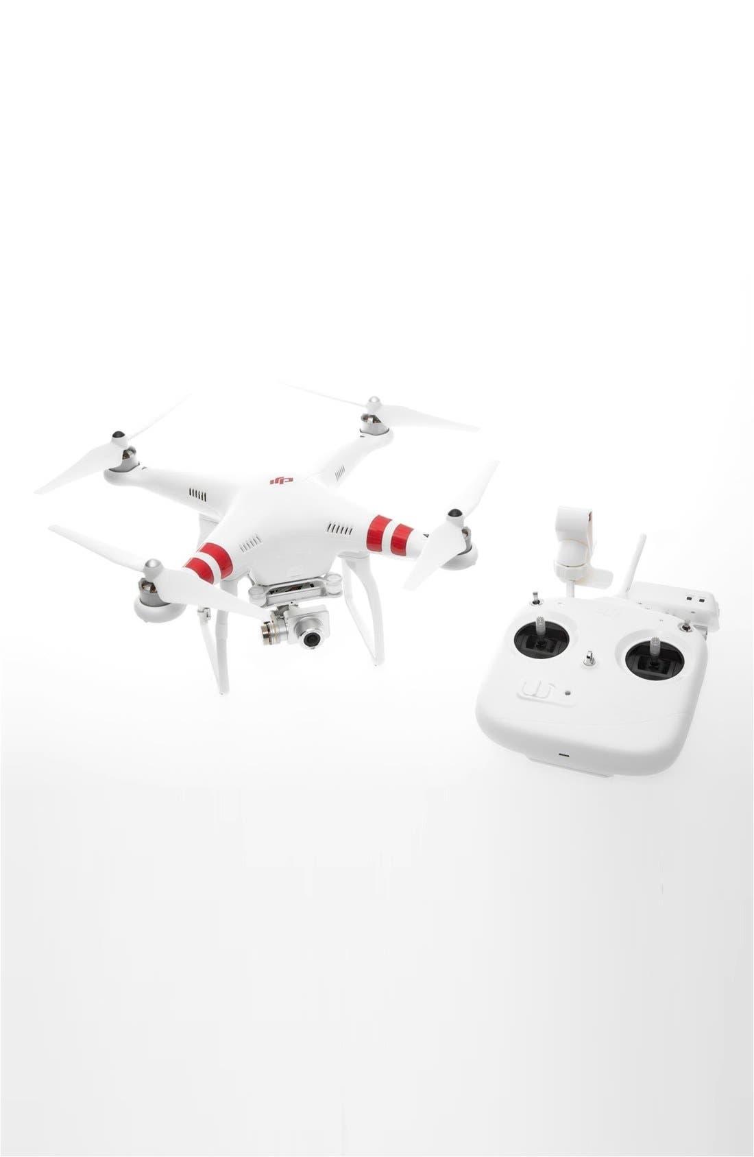 DJI, Phantom 2 Vision Plus Flying Video Camera, Alternate thumbnail 2, color, 100