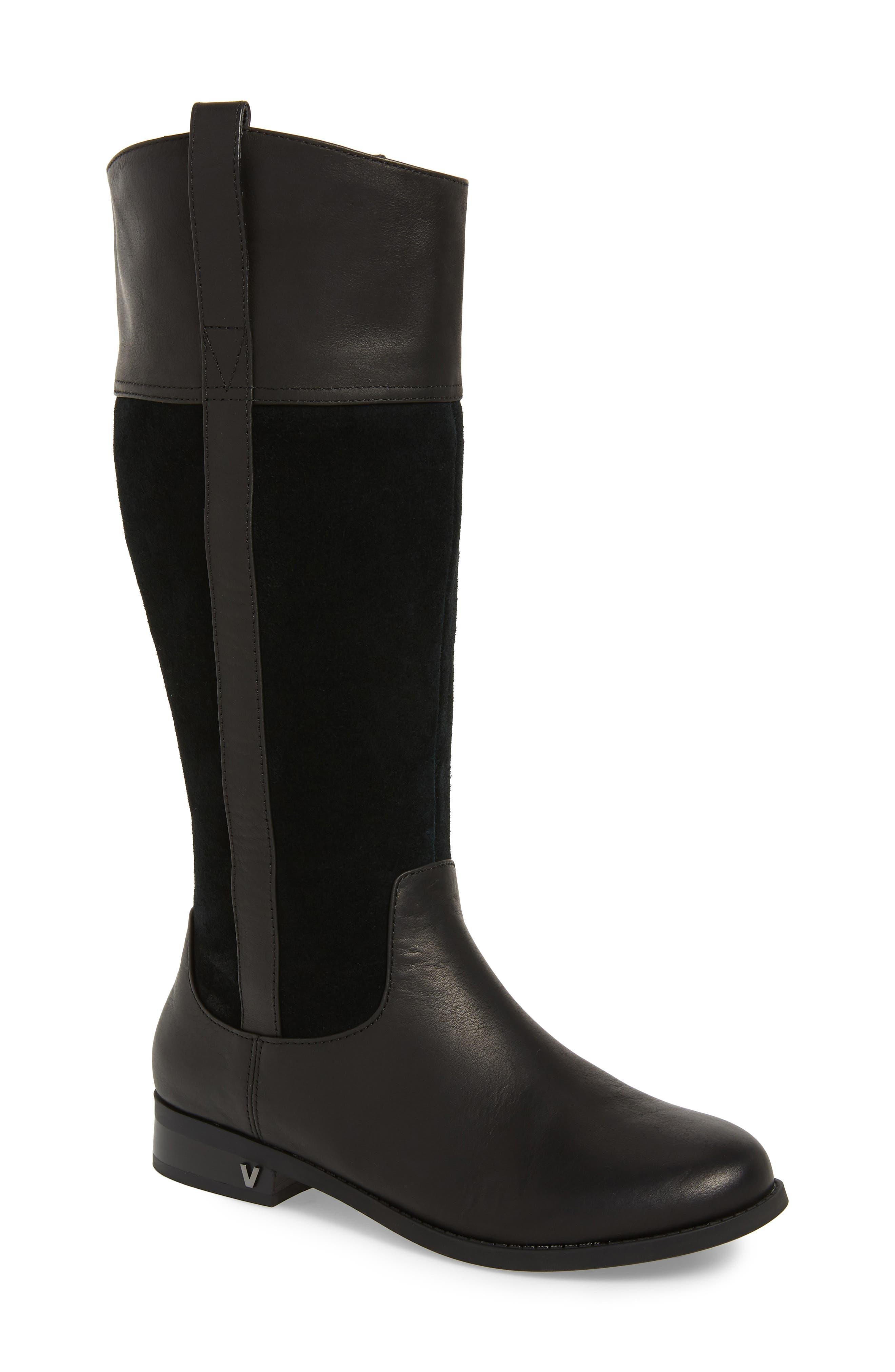 Vionic Downing Boot- Black
