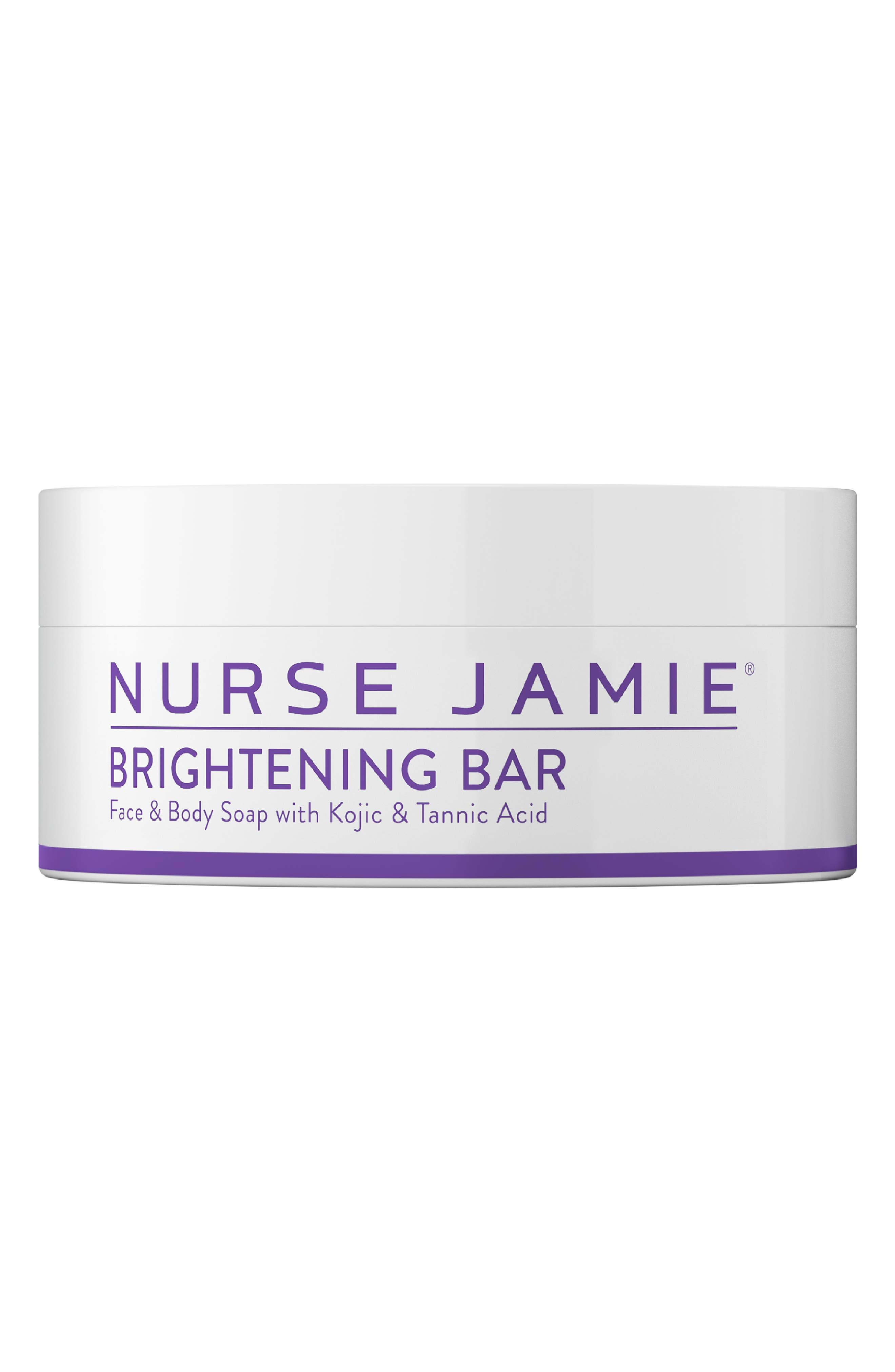 NURSE JAMIE Fade to Light Pigment Erase Bar in a Jar, Main, color, NO COLOR