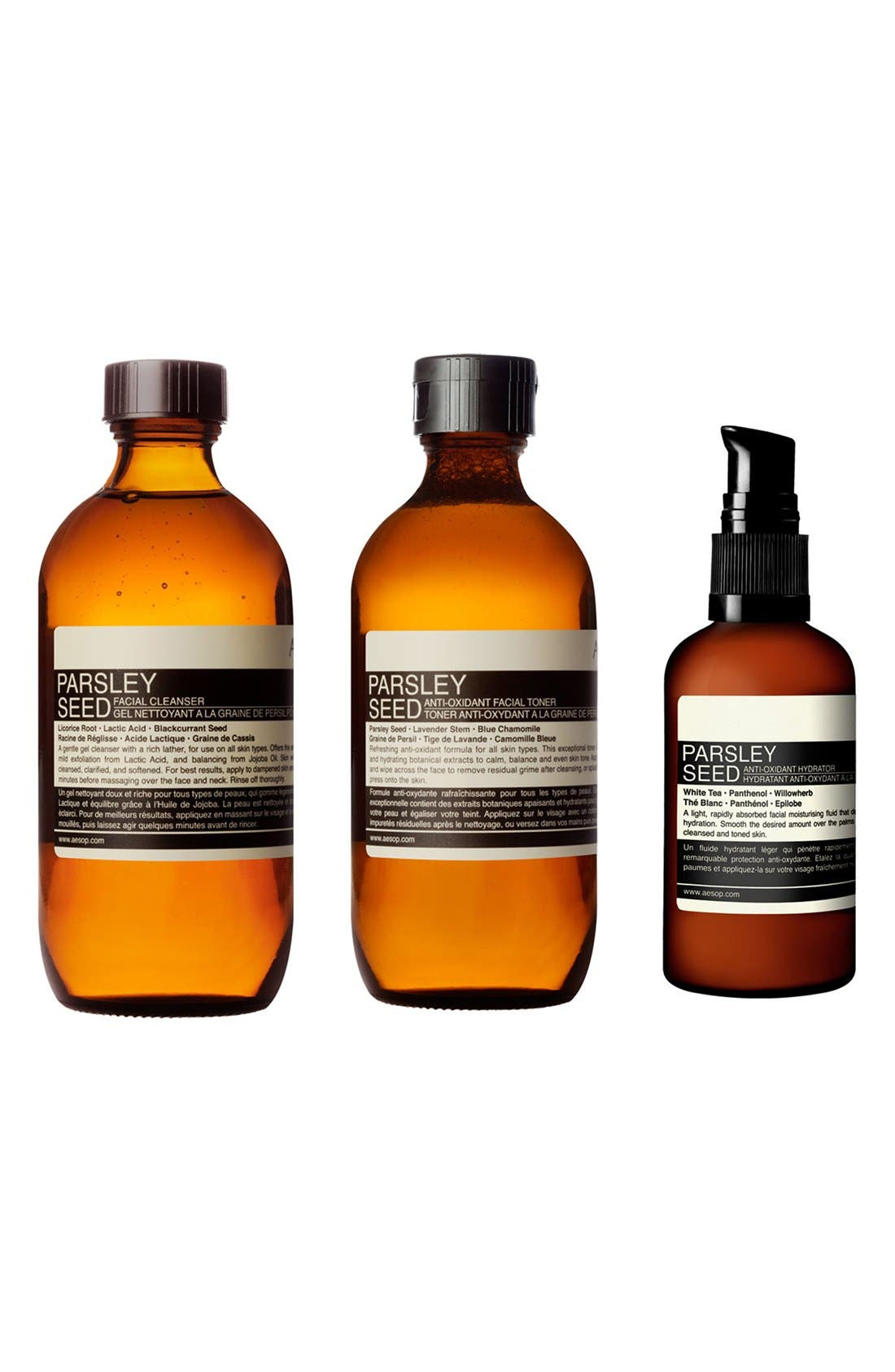 AESOP, Parsley Seed Anti-Oxidant Facial Toner, Alternate thumbnail 4, color, NONE
