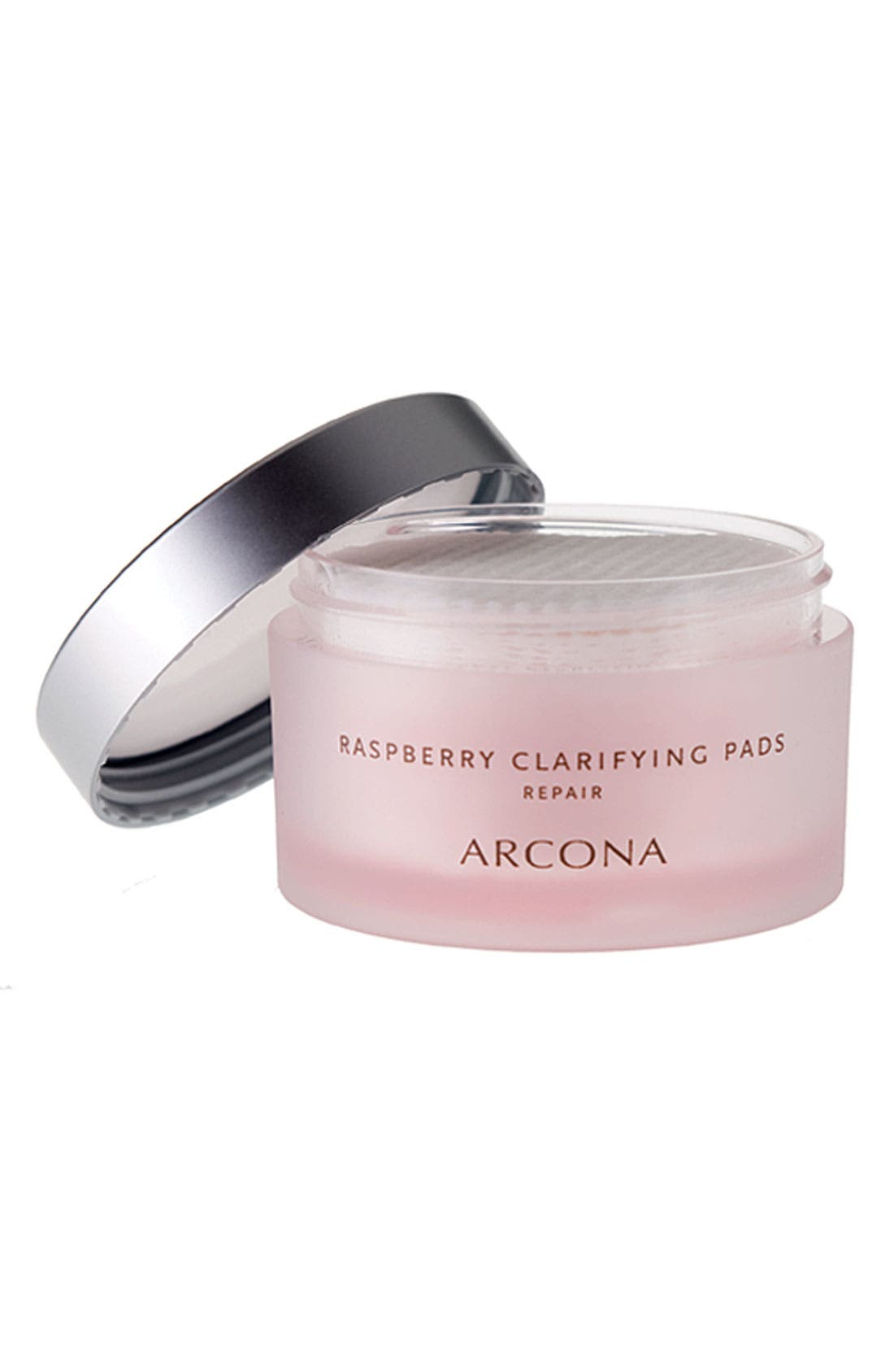 ARCONA, Raspberry Clarifying Pads, Alternate thumbnail 2, color, NO COLOR