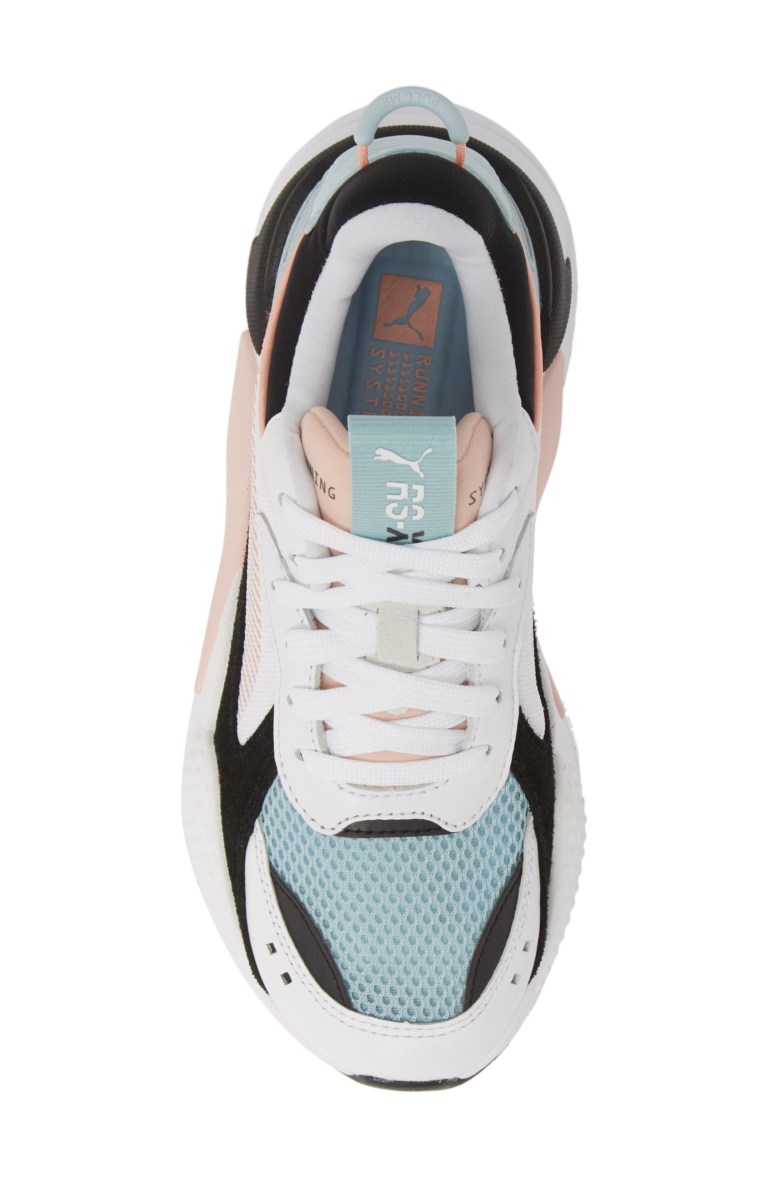 PUMA, RS-X Reinvention Sneaker, Alternate thumbnail 5, color, 100