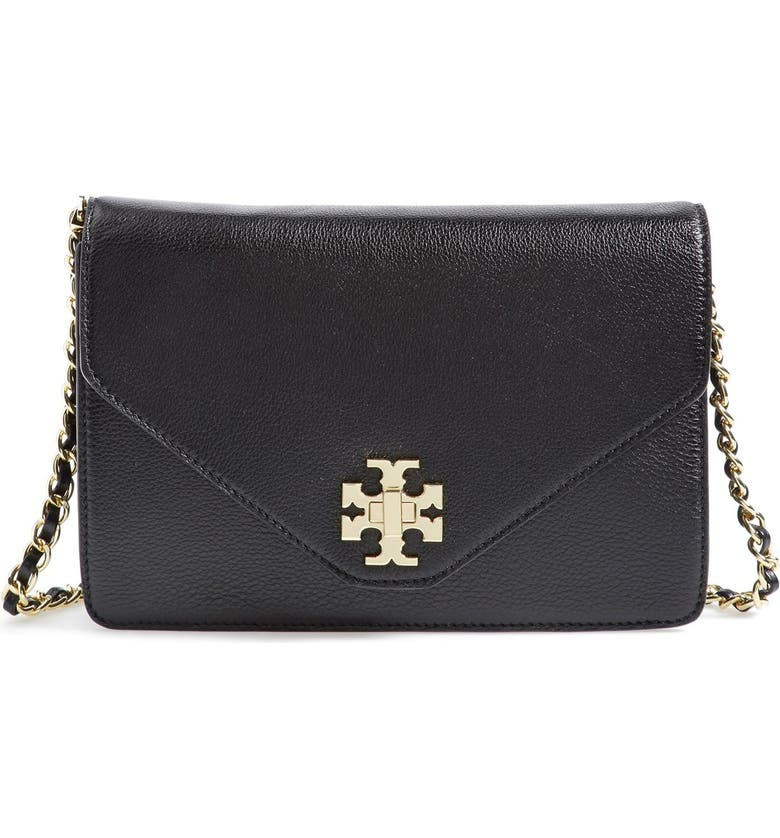 f45e6ff8eed Tory Burch  Kira  Leather Crossbody