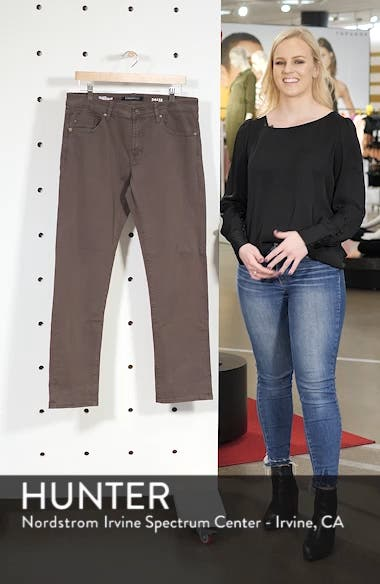 Regent Relaxed Straight Leg Twill Pants, sales video thumbnail