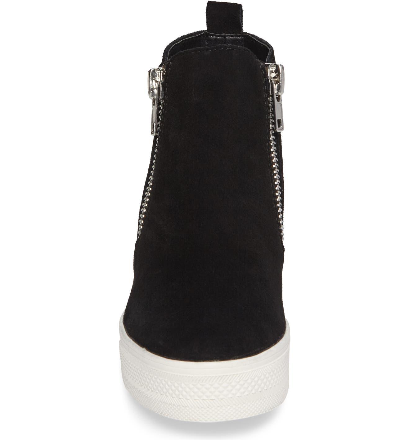 8f614ffb5fa Steve Madden Wedgie High Top Platform Sneaker (Women)