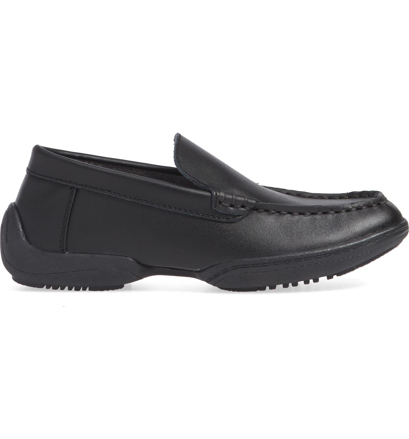 ea1339b8b53b Reaction Kenneth Cole Driving Dime Moccasin (Toddler