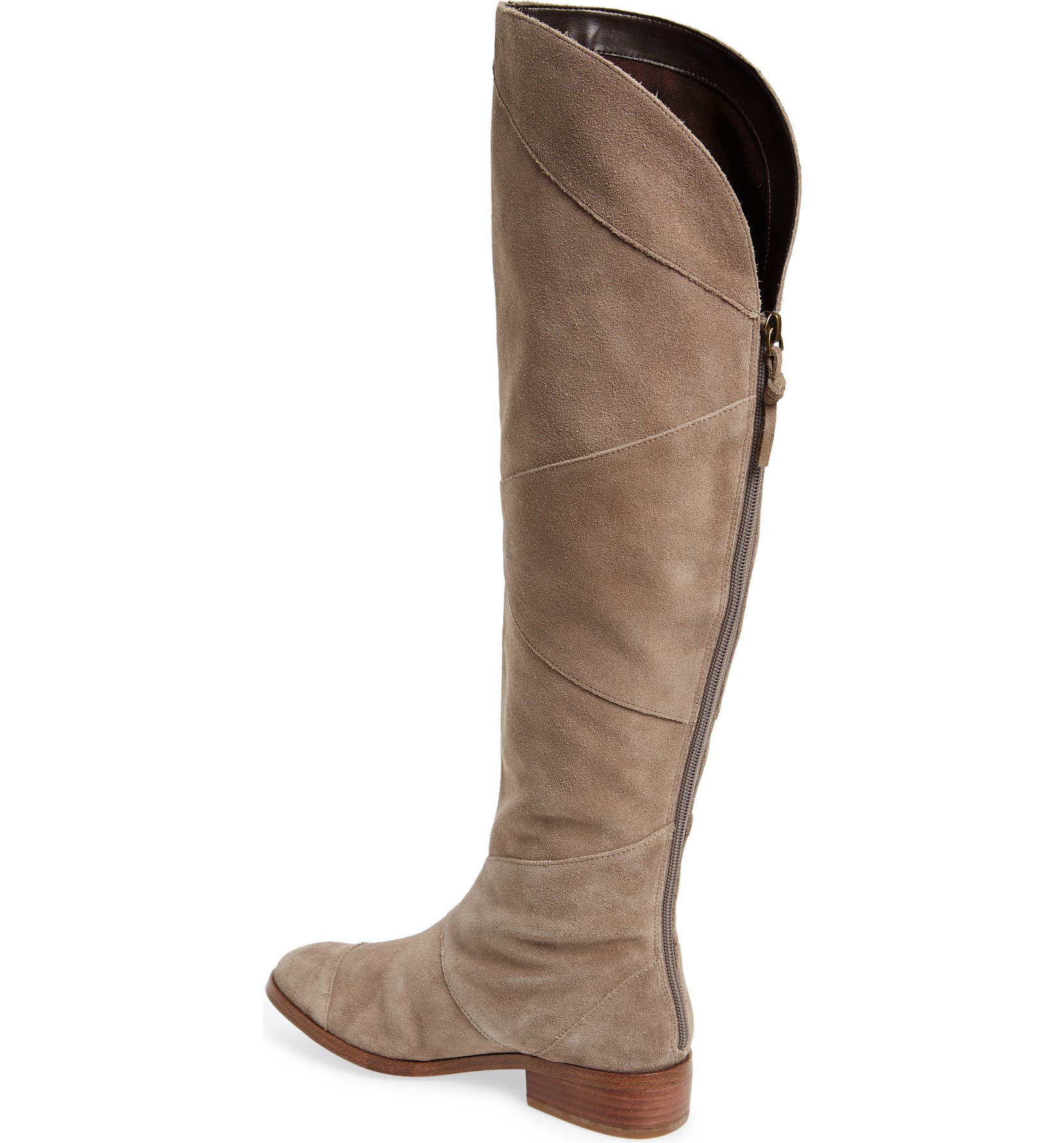 dd33a393a5c Sole Society Tiff Over the Knee Boot (Women)