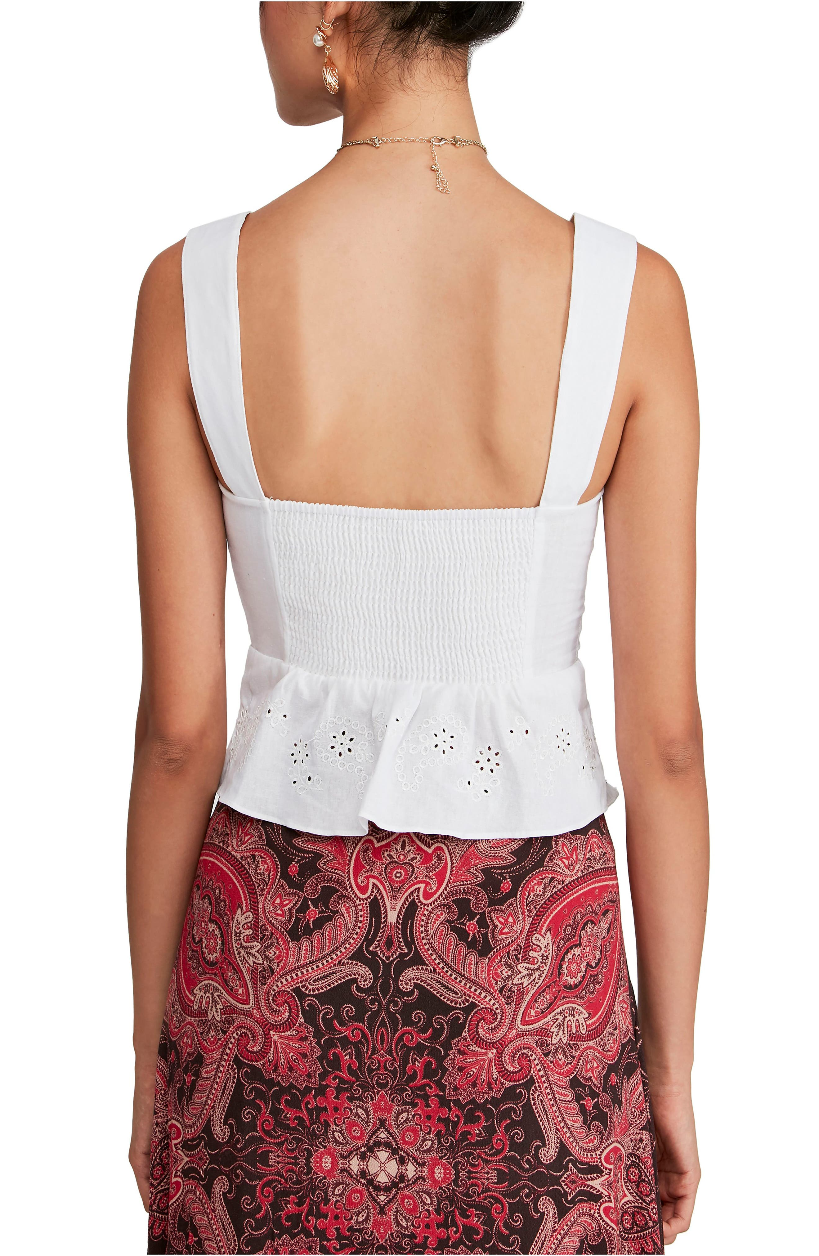 FREE PEOPLE, I Want You Babe Tank Top, Alternate thumbnail 2, color, 103