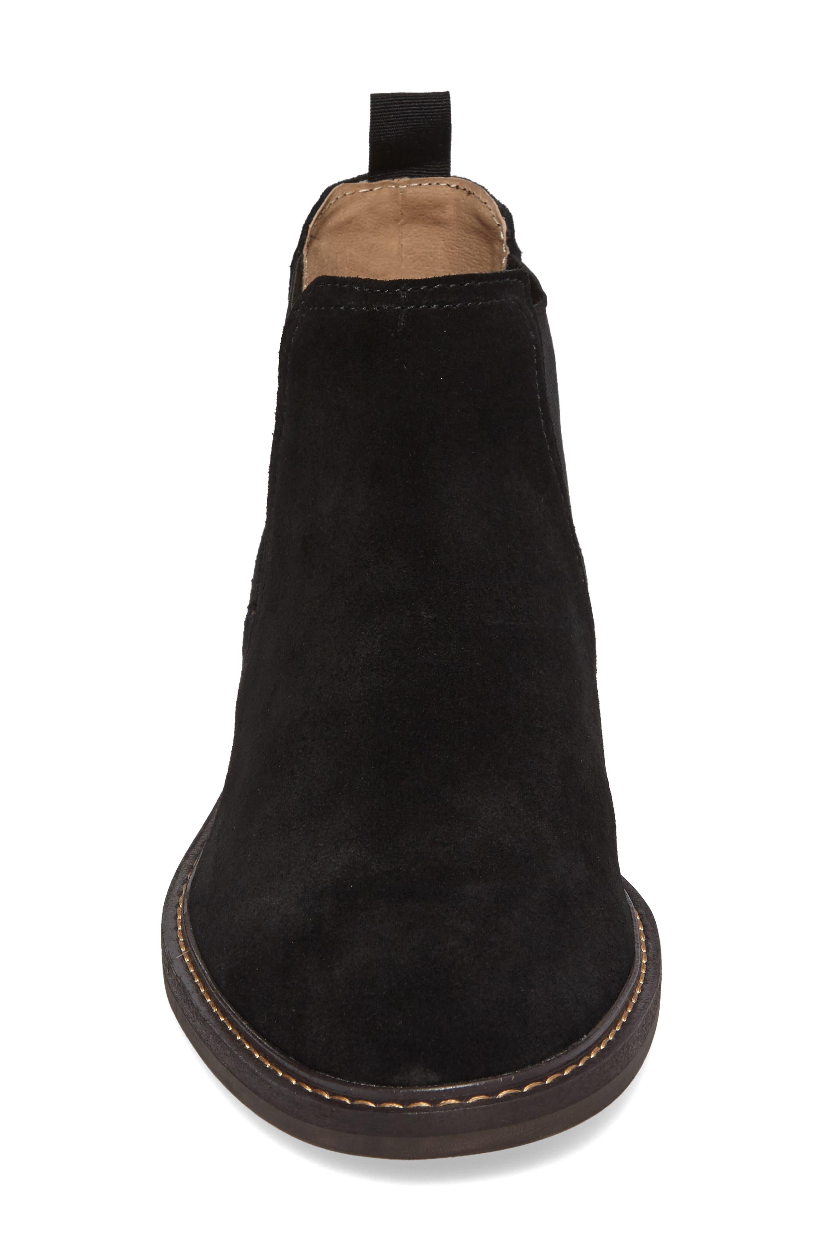 1901, Horton Chelsea Boot, Alternate thumbnail 4, color, 001