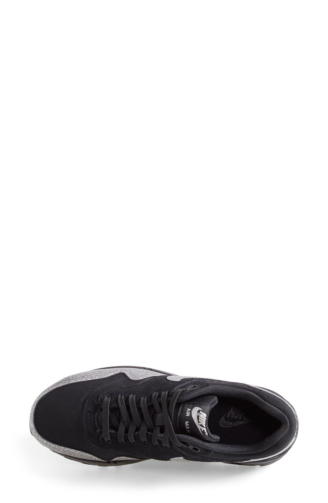 NIKE, 'Air Max 1 Vintage' Sneakers, Alternate thumbnail 3, color, 005