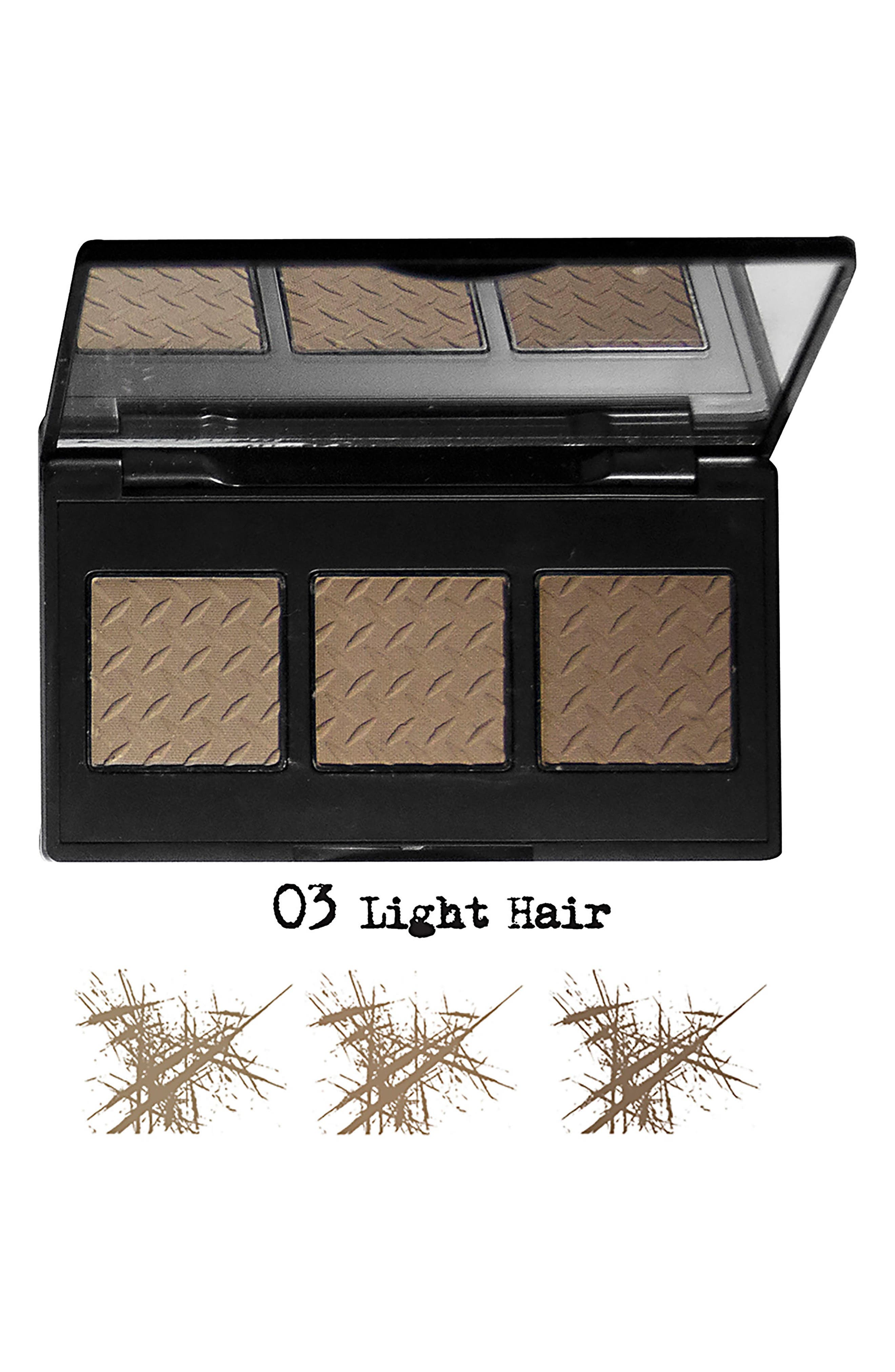 THE BROWGAL, Convertible Brow Duo, Main thumbnail 1, color, 03 LIGHT