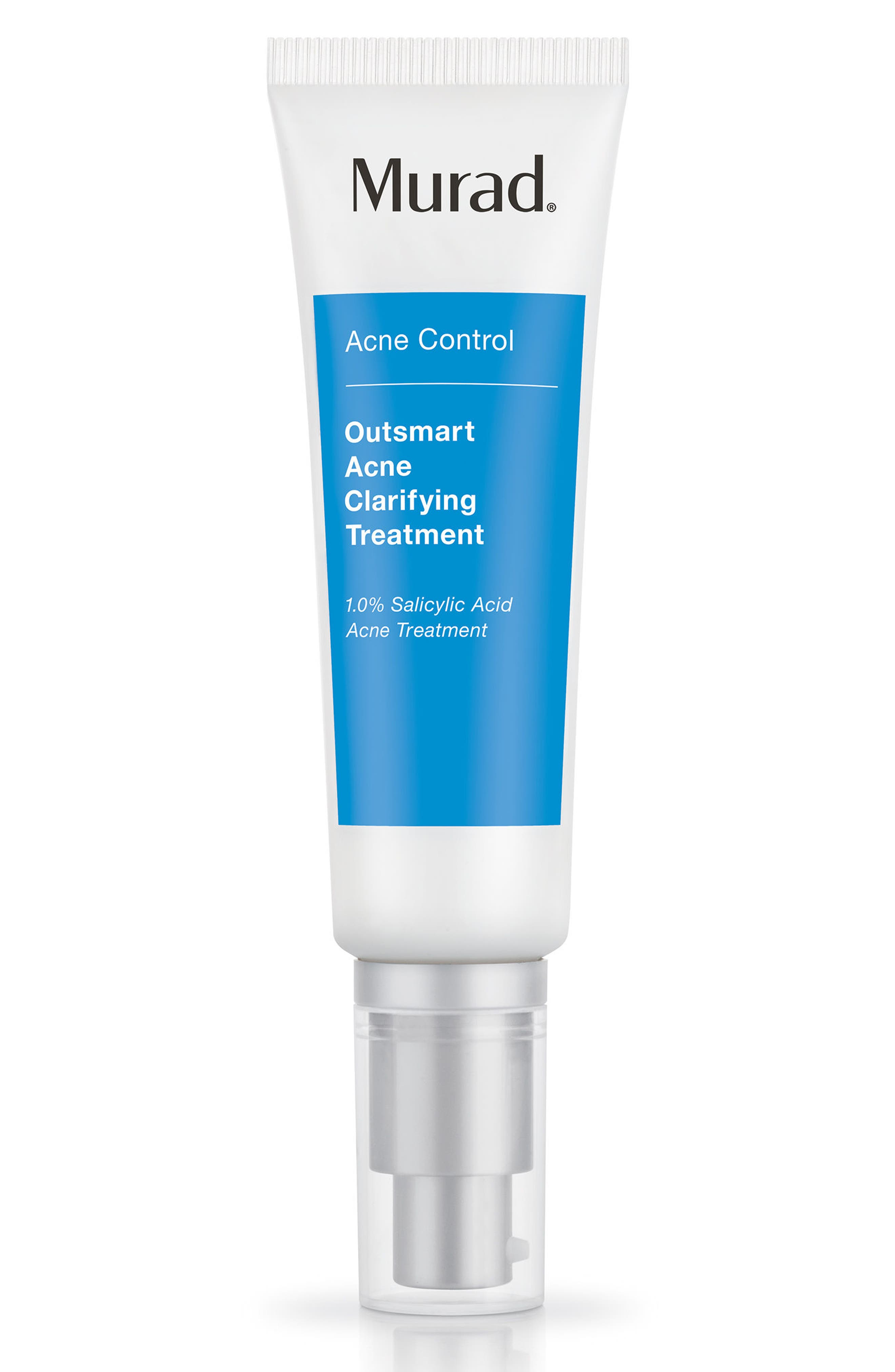 MURAD<SUP>®</SUP>, Outsmart Acne Clarifying Treatment, Main thumbnail 1, color, NO COLOR