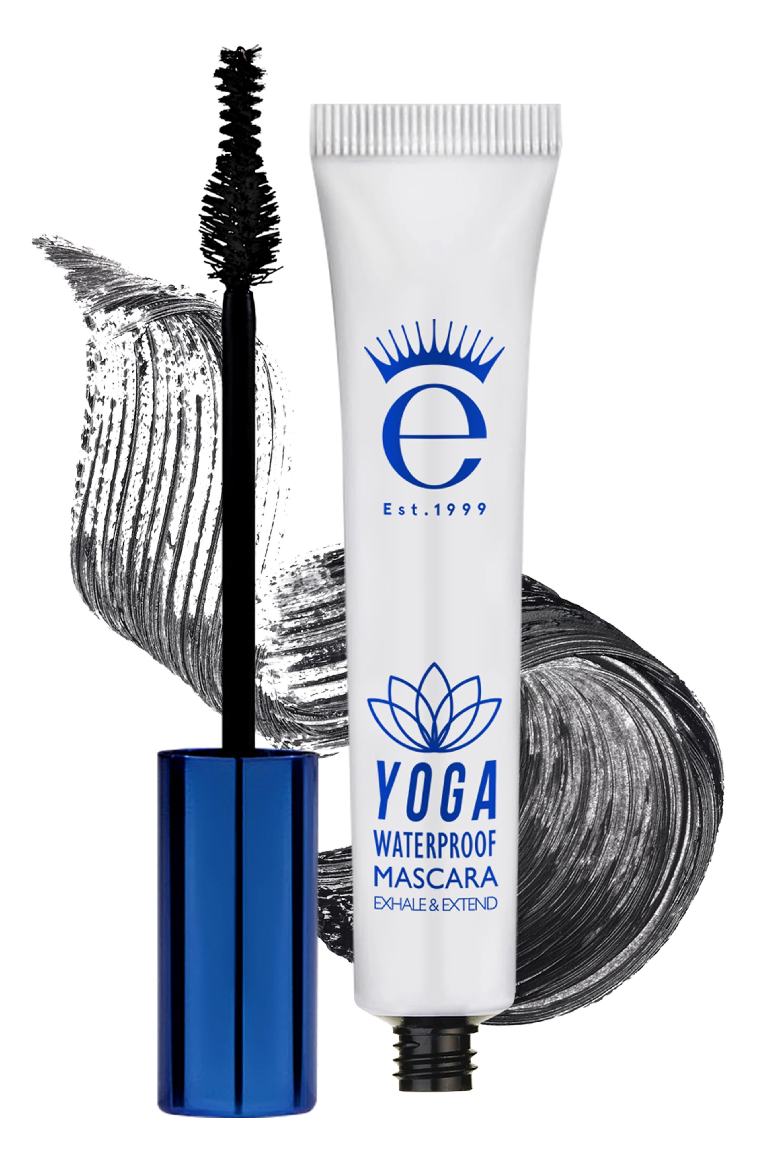 EYEKO, Yoga Waterproof Mascara, Alternate thumbnail 4, color, BLACK