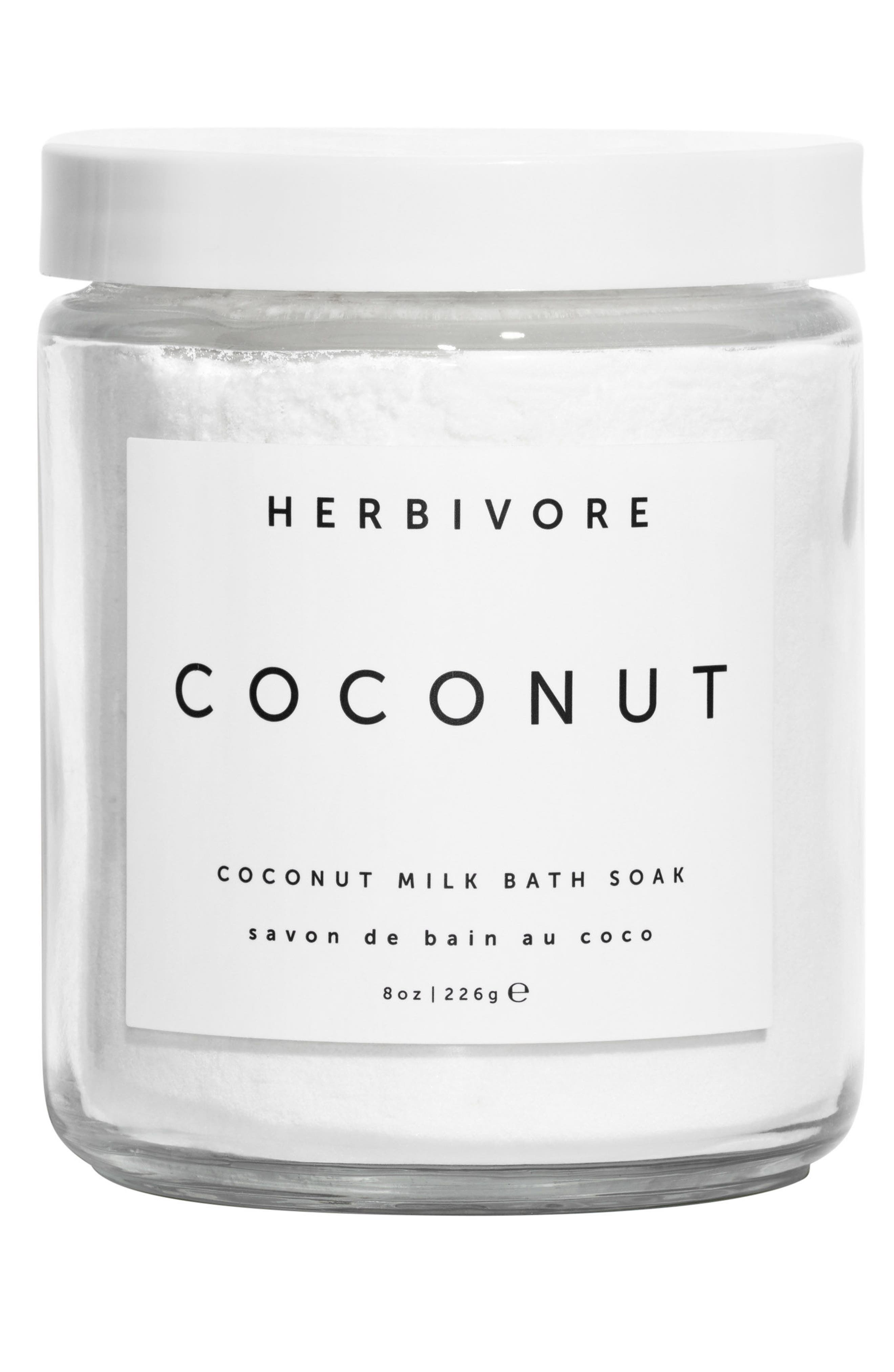 HERBIVORE BOTANICALS, Coconut Soak, Main thumbnail 1, color, NO COLOR 2