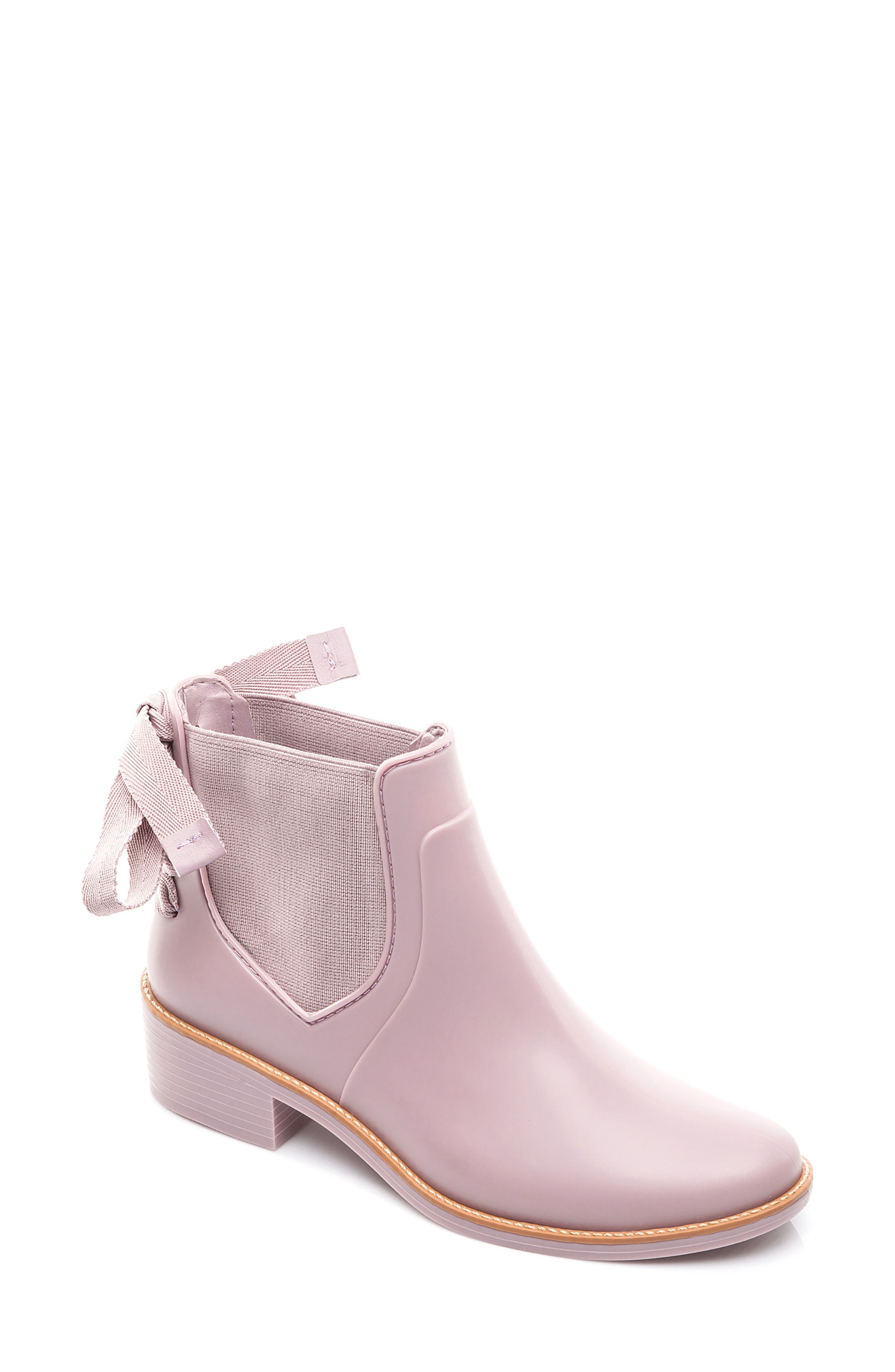 Bernardo Paxton Waterproof Rain Boot, Pink