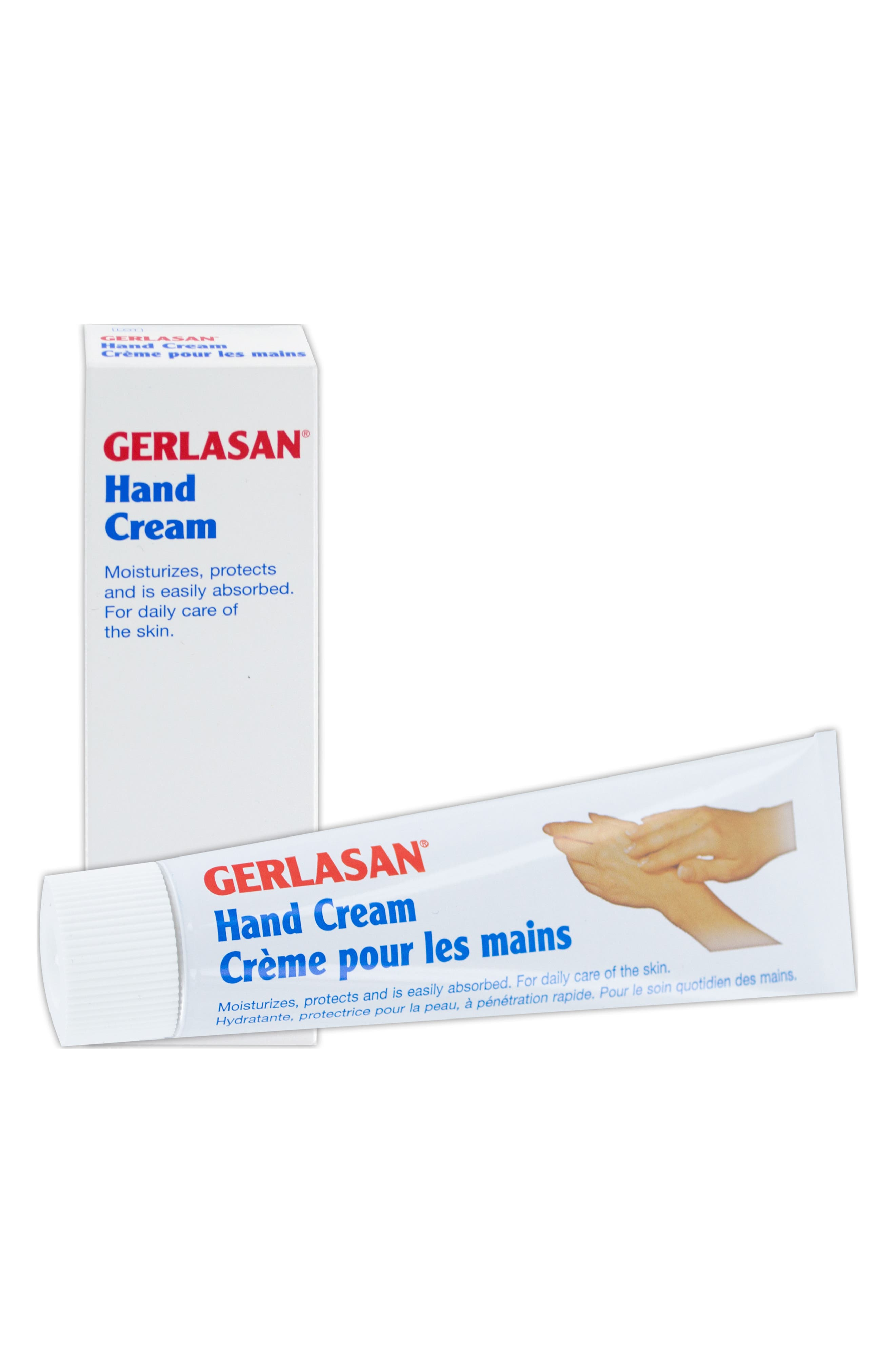 GEHWOL,  Hand Cream, Main thumbnail 1, color, NO COLOR