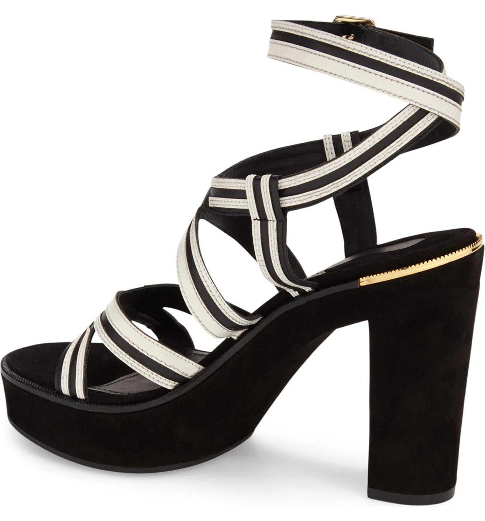 23e72ba453c Salvatore Ferragamo  Gen  Platform Sandal (Women)