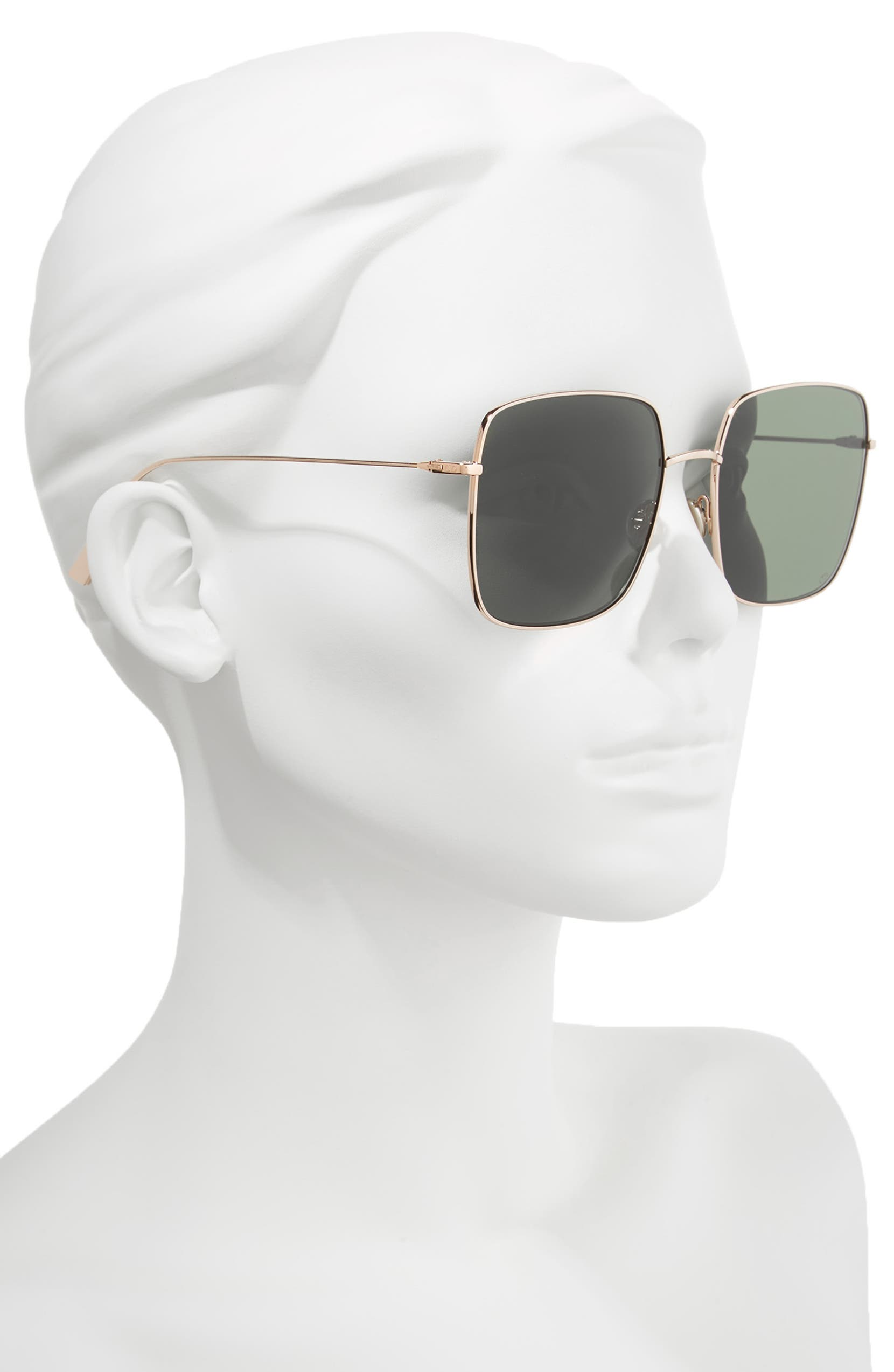 90ec1cdf320d Dior Stellaire 1 59mm Square Sunglasses