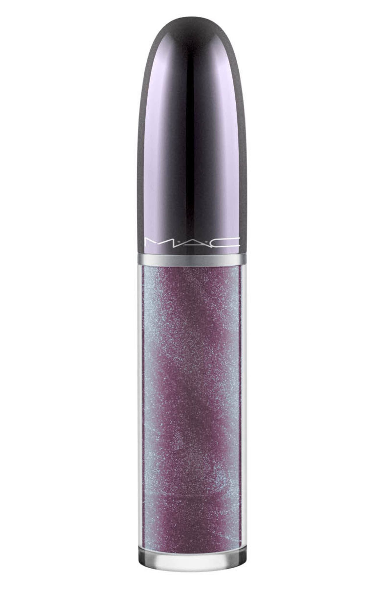 MAC COSMETICS, MAC Grand Illusion Glossy Liquid Lipcolor, Alternate thumbnail 5, color, SENSORY OVERLOAD