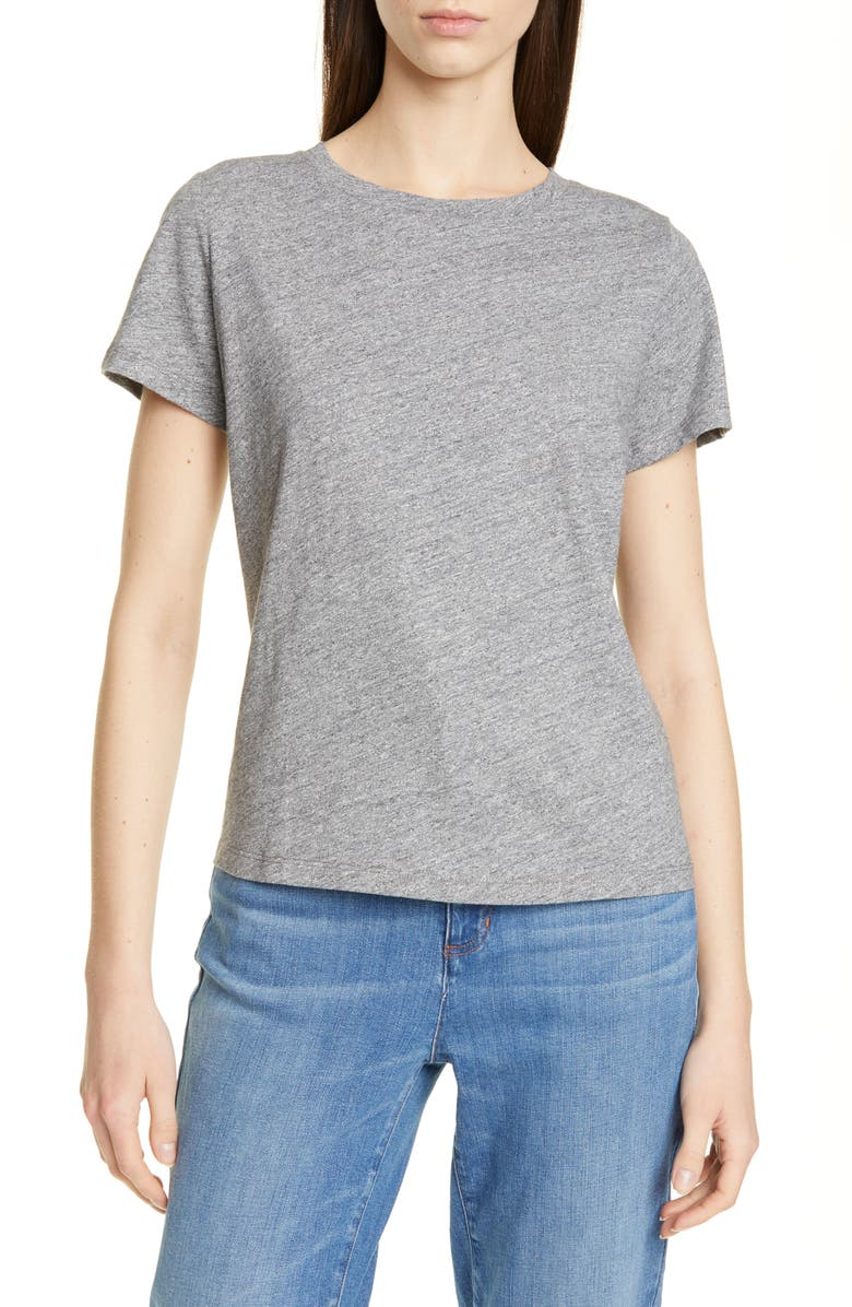 Eileen Fisher Tops ORGANIC COTTON CREWNECK TEE