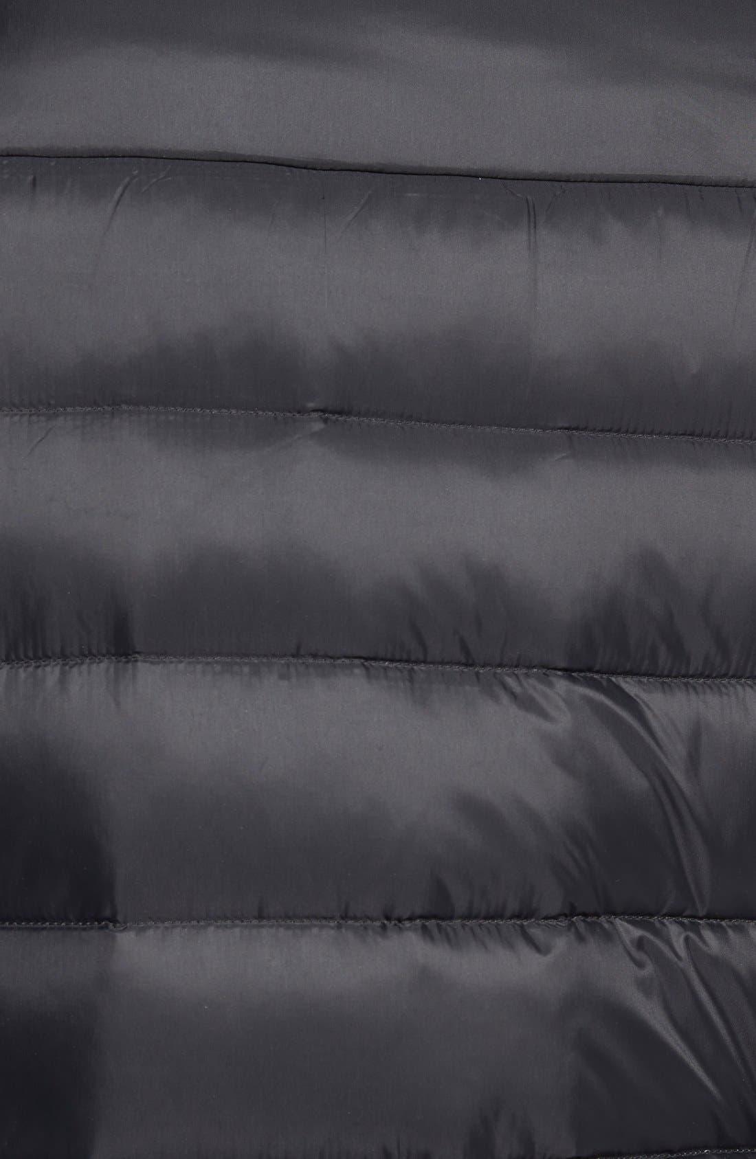 THE NORTH FACE, 'Aconcagua' Goose Down Vest, Alternate thumbnail 10, color, 001