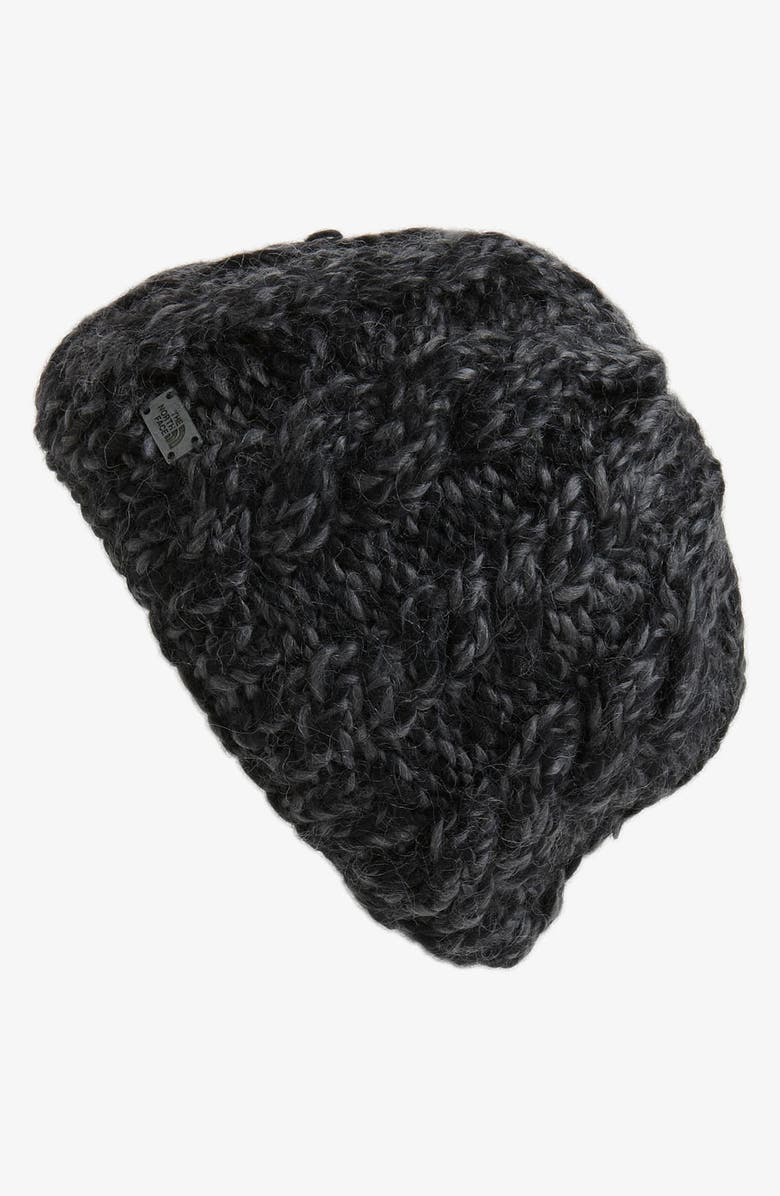 ad8417acf10 The North Face Fuzzy Cable Beanie (Women)