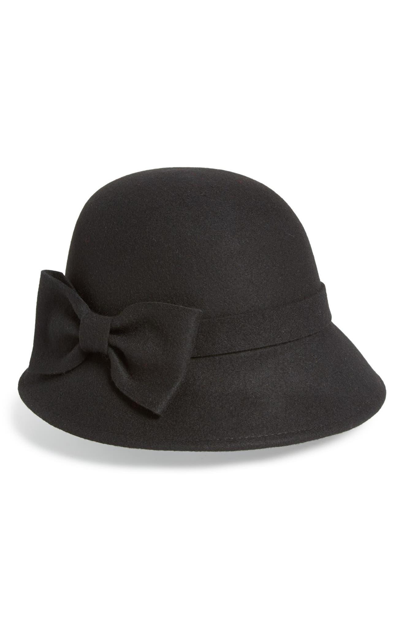 bfefa2794b4 kate spade new york felted wool downbrim hat