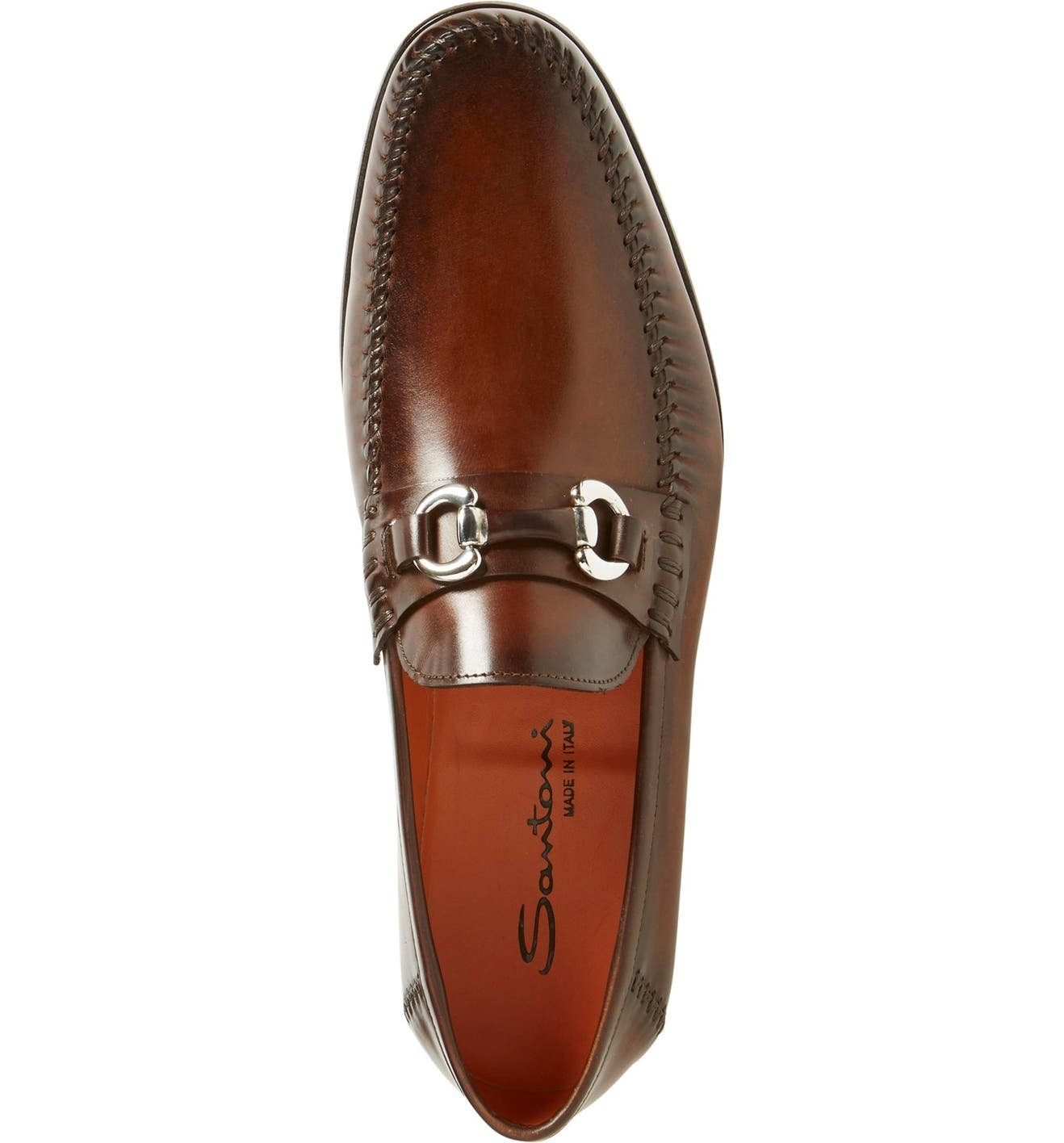 bce8fb9f50f Santoni Egan Bit Loafer (Men)